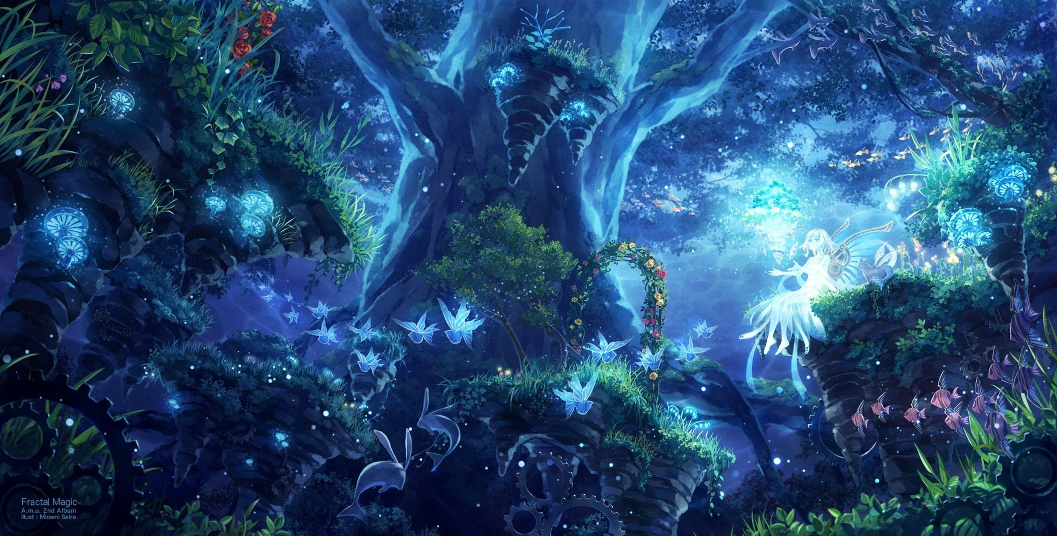 Anime Inspired Hd Fantasy Wallpapers For Your Collection: Anime Fantasy Wallpaper (74+ Images