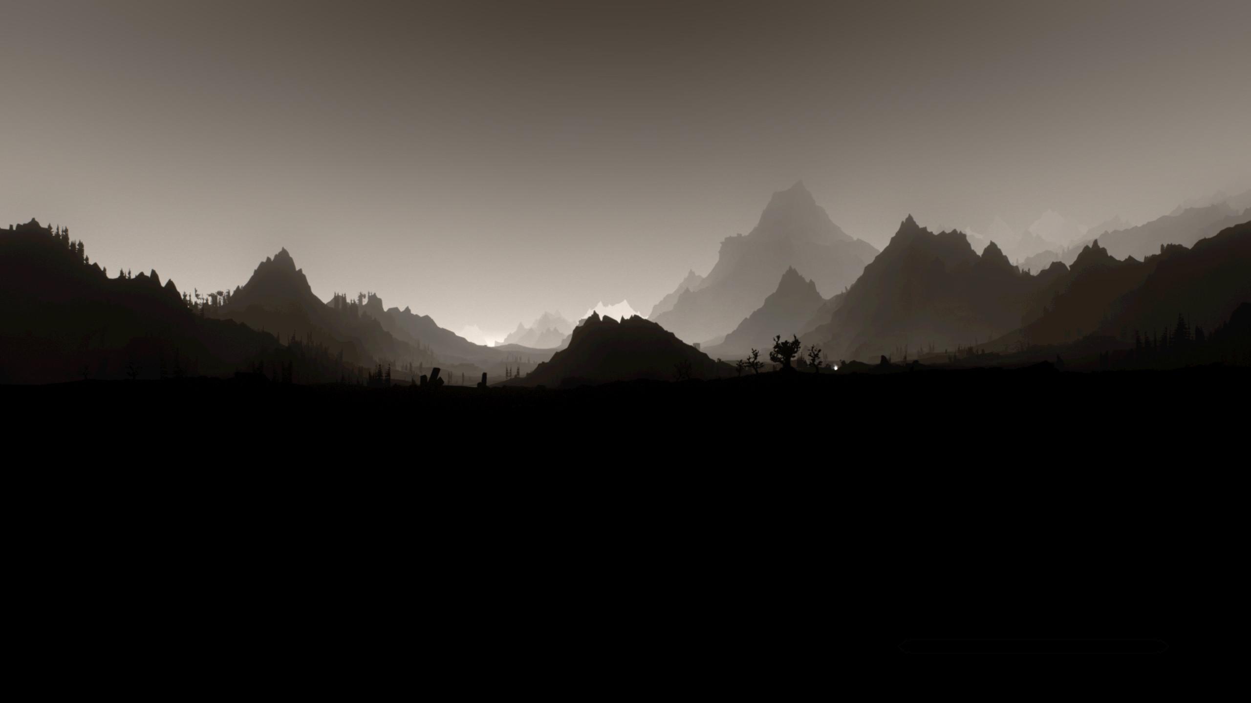 Minimalism Skyrim Background (74+ images)