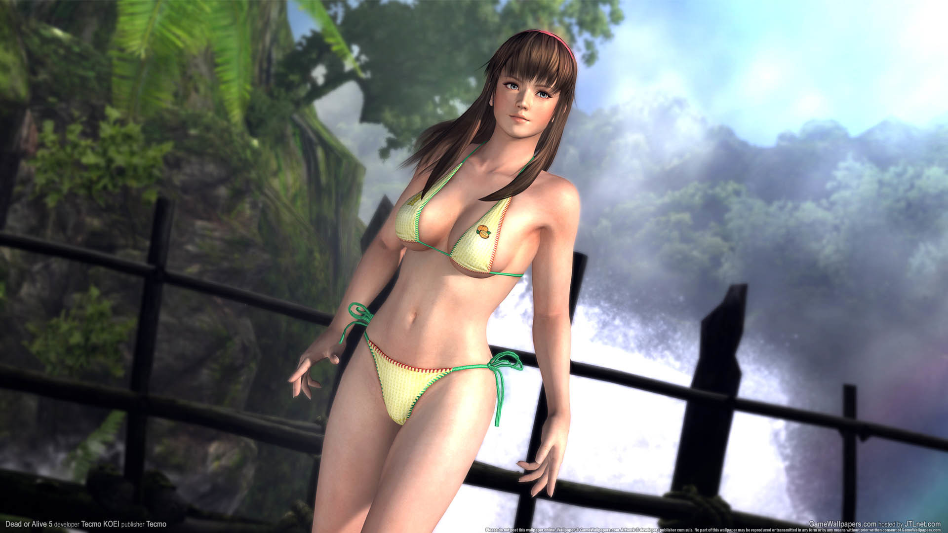 1920x1080 ... Dead or Alive 5 wallpaper or background 01
