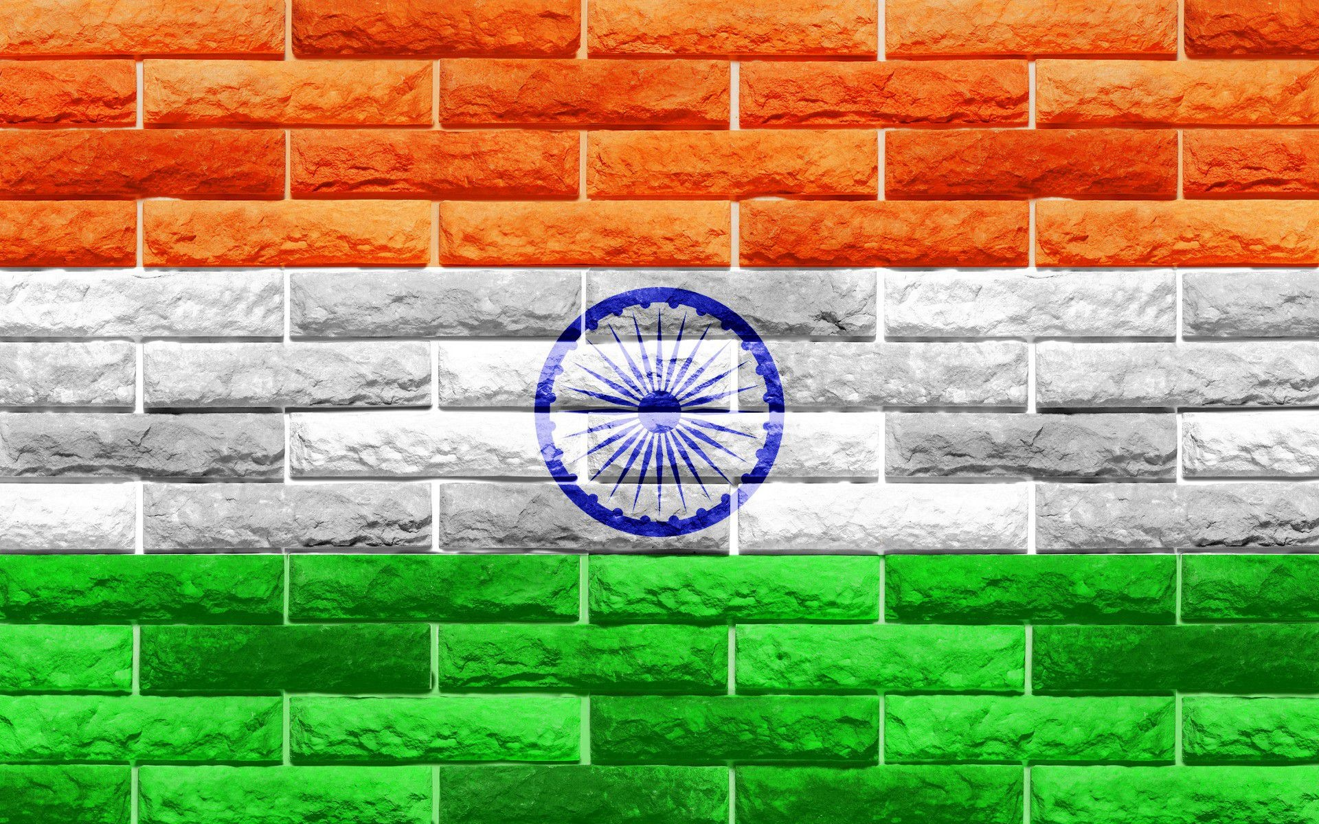 Flower With Indian Flag Hd: HD Wallpaper Of India (65+ Images