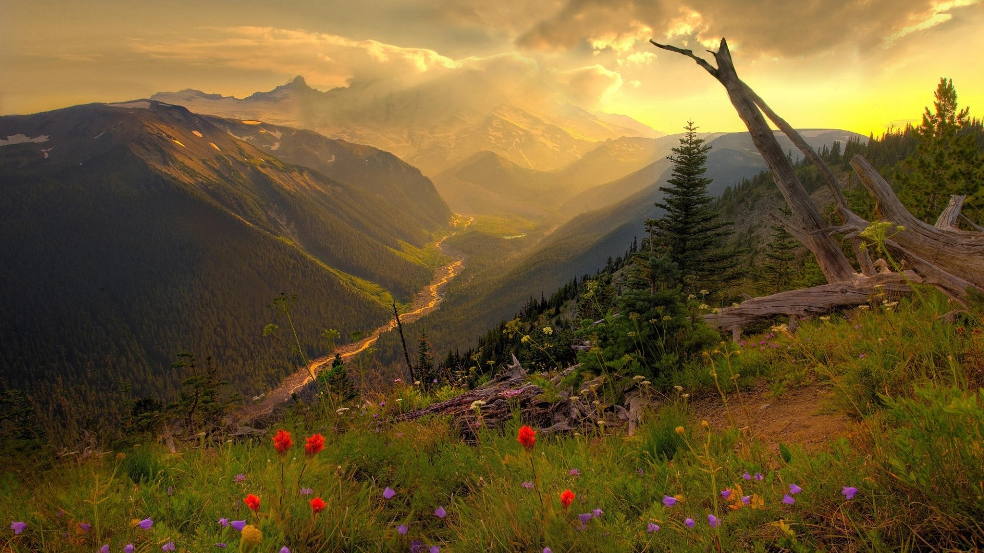 1920x1080 0  Beautiful landscape Wallpaper  Beautiful mountain  scenery desktop PC and Mac wallpaper