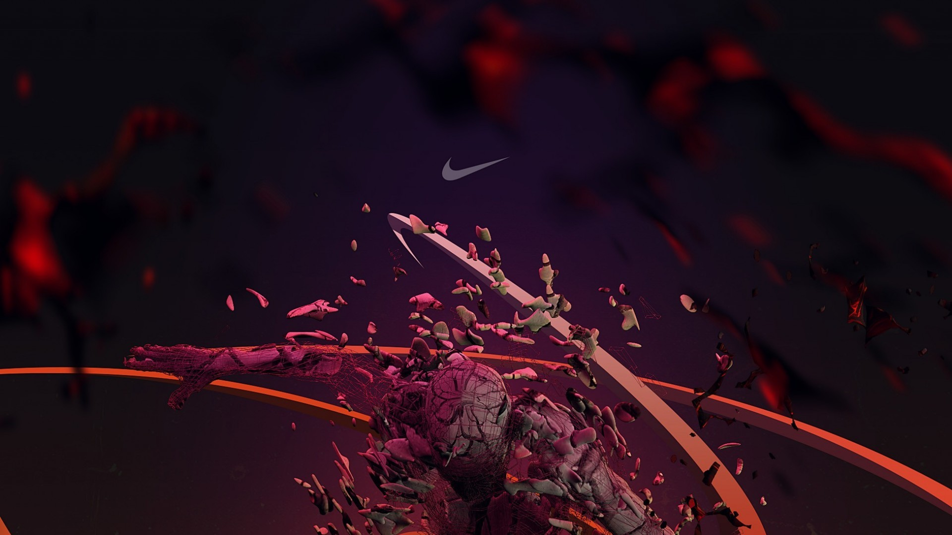Nike Basketball Wallpaper Hd 76 Images