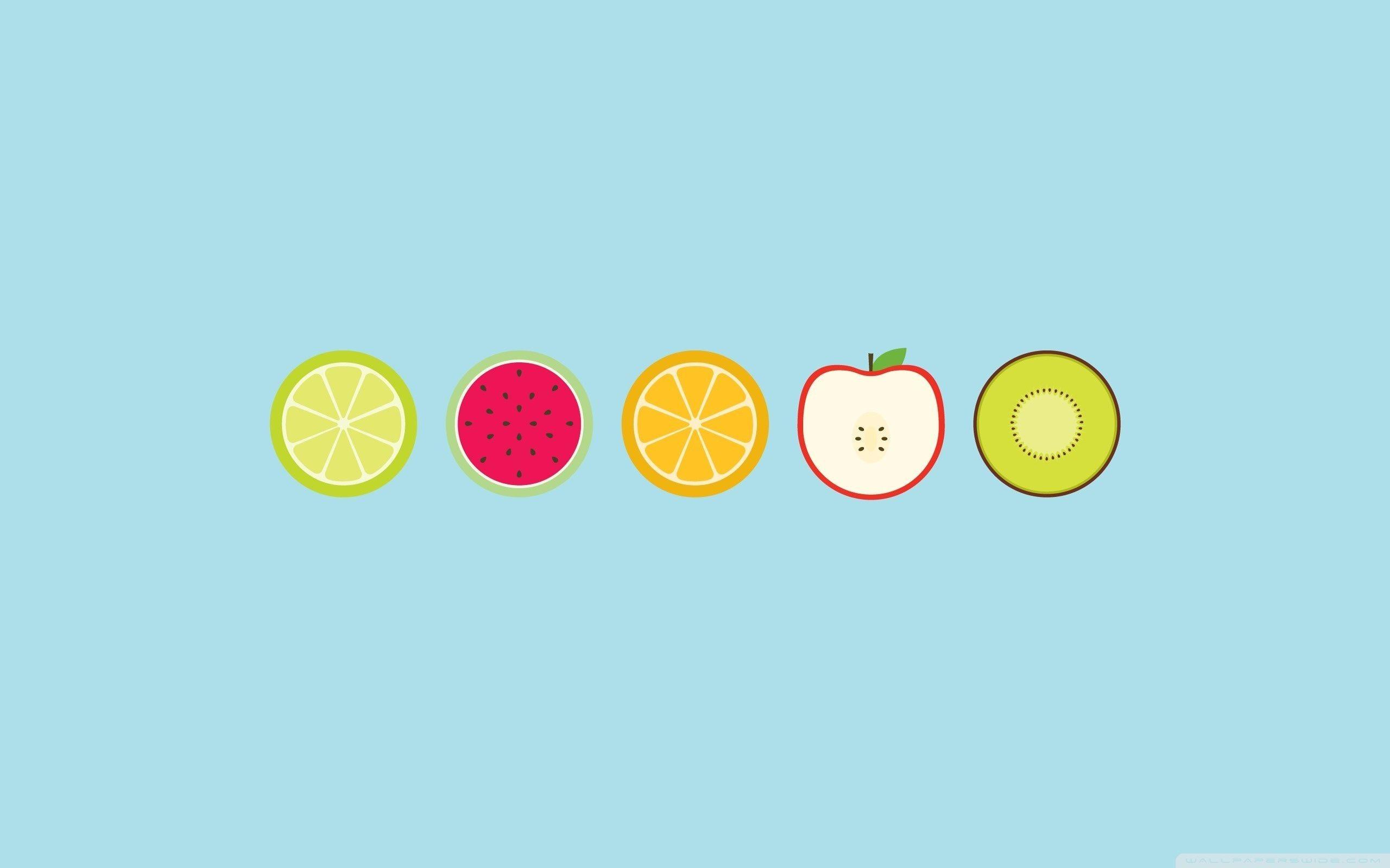 Cute Fruit Wallpaper 54 Images