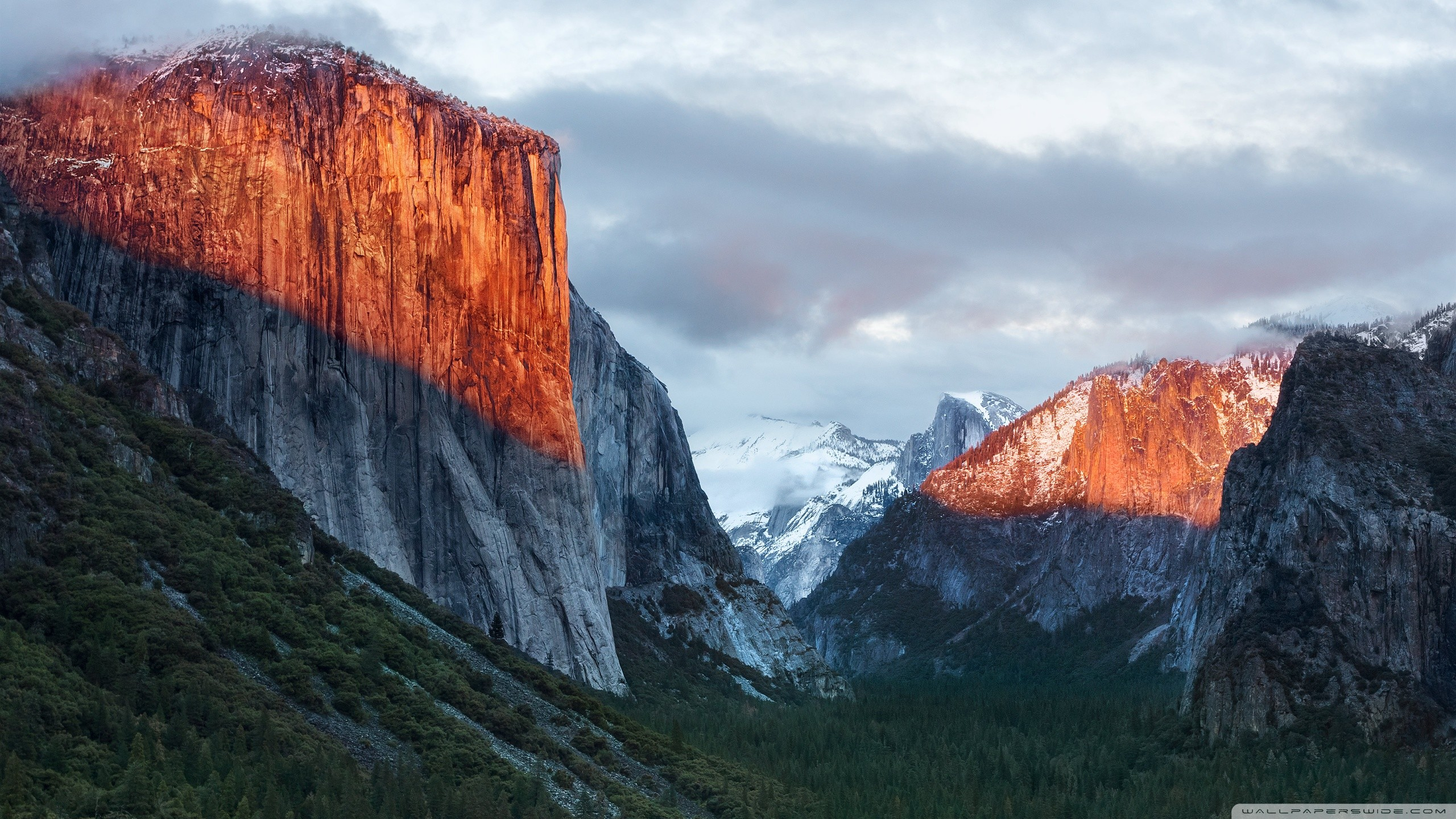 2560x1440 ... os x el capitan hd desktop wallpaper high definition; 1440p ...