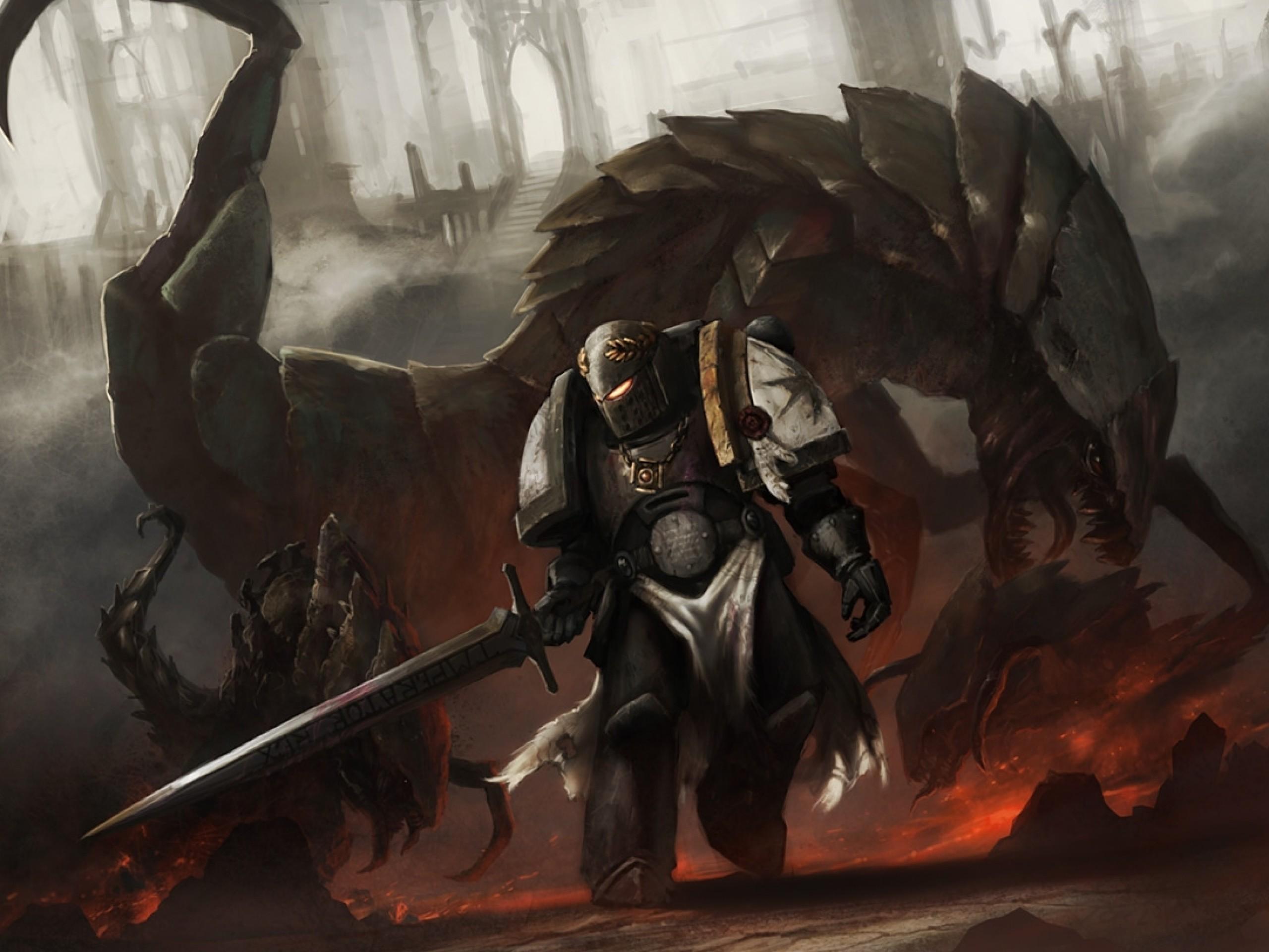 Warhammer 40K Wallpaper Grey Knights (53+ images)