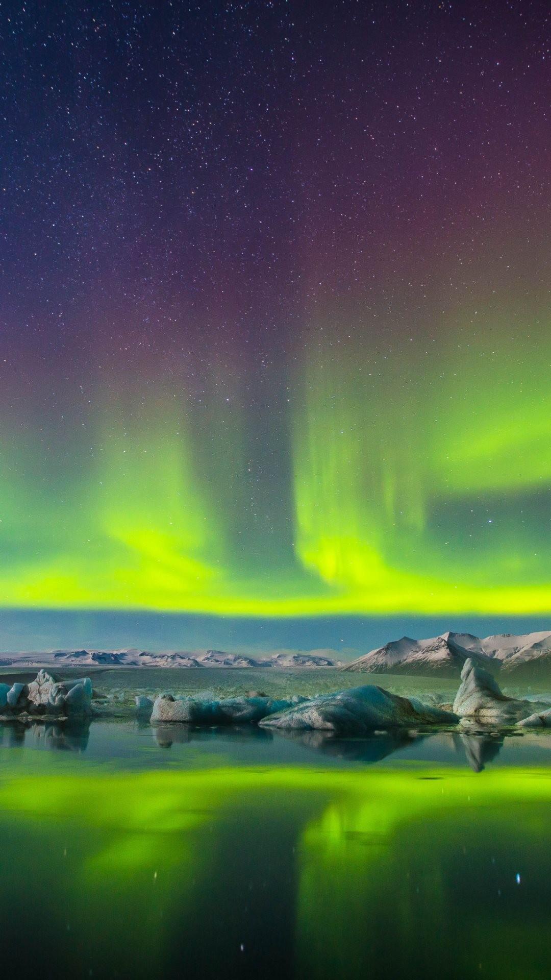 Aurora Borealis Background (66+ images)