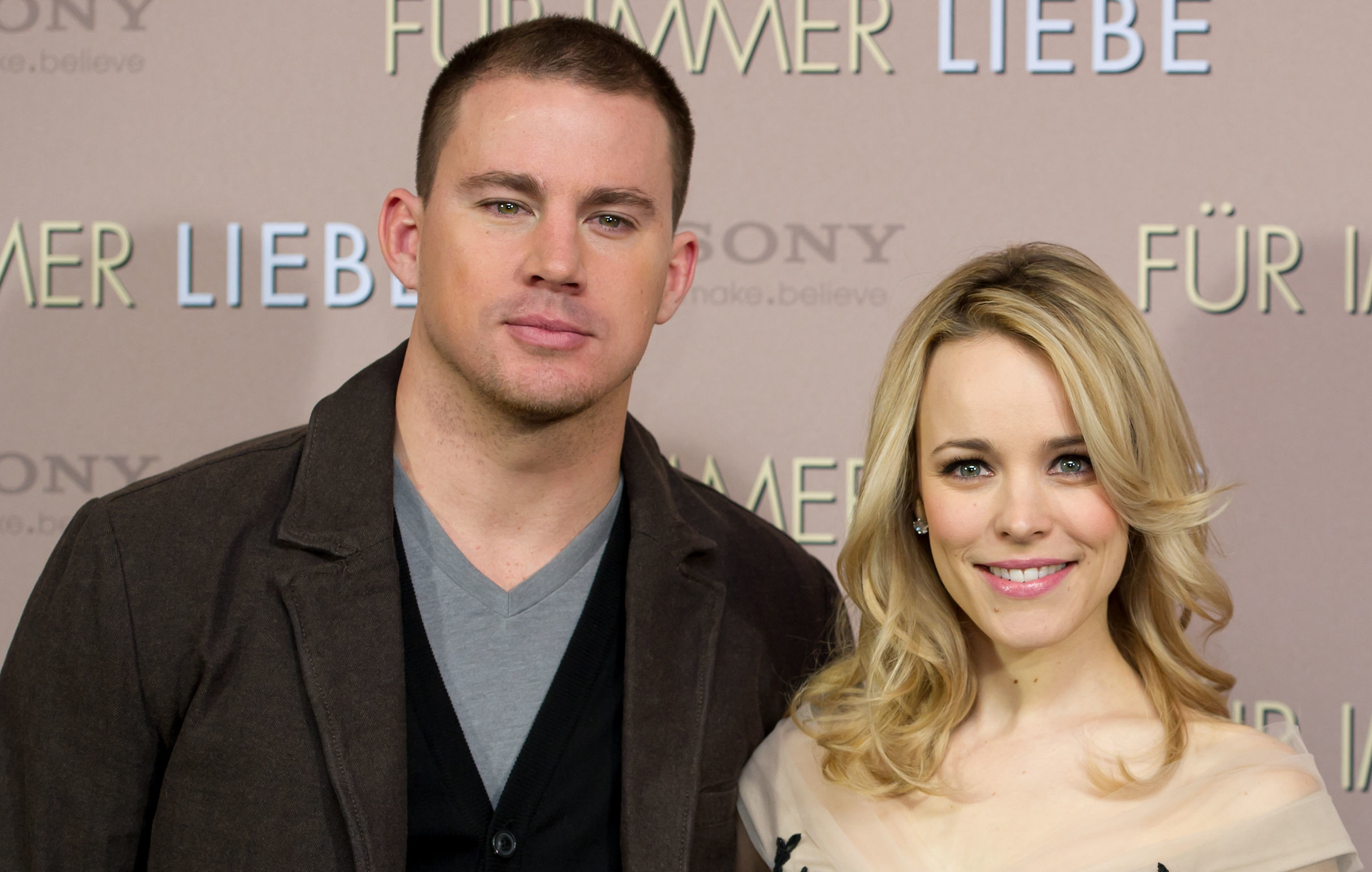 2429x1543 Channing Tatum images Channing Tatum And Rachel McAdams HD wallpaper and  background photos