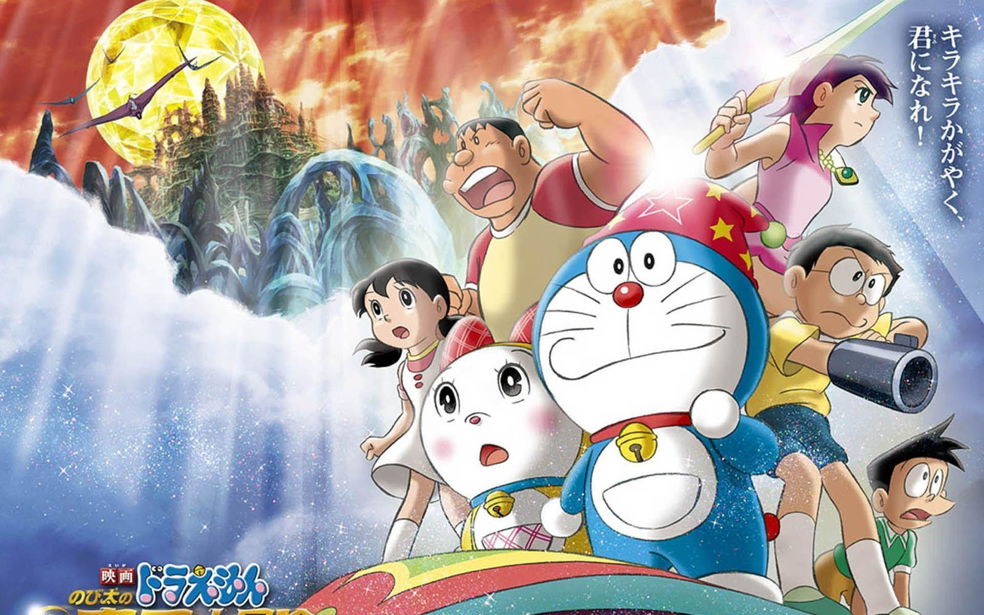 1920x1200 ... 69 Doraemon HD Wallpapers | Backgrounds - Wallpaper Abyss .