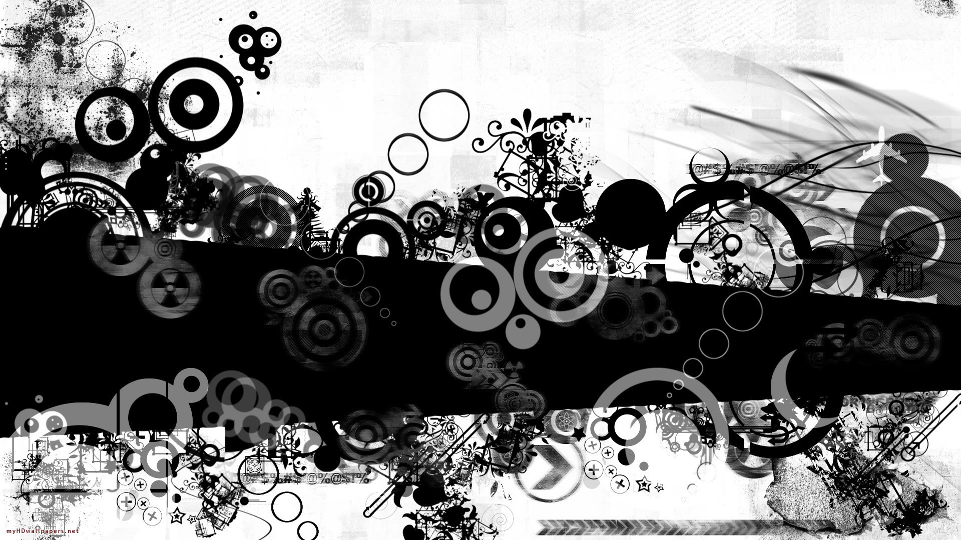 1920x1080 Cool Black And White Wallpapers Resolution -Desktop Backgrounds-