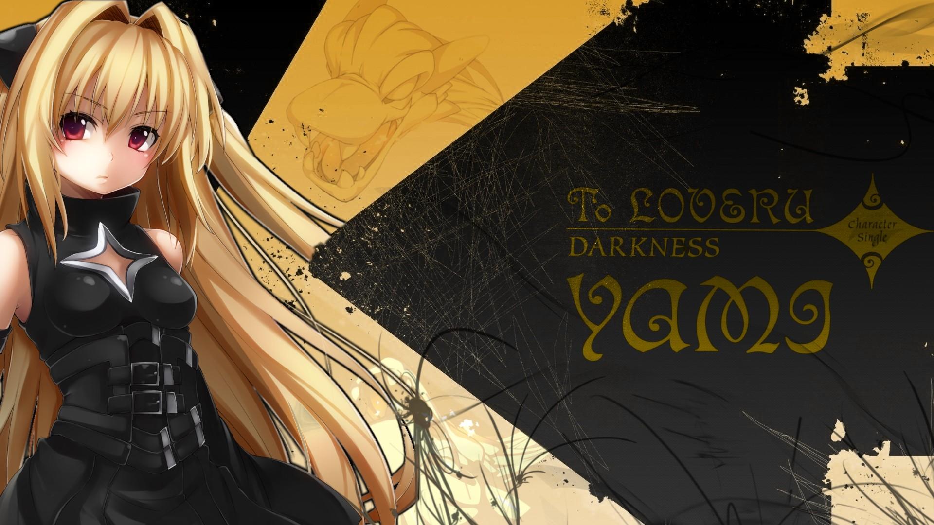 Yami Golden Darkness Wallpaper 54 Images