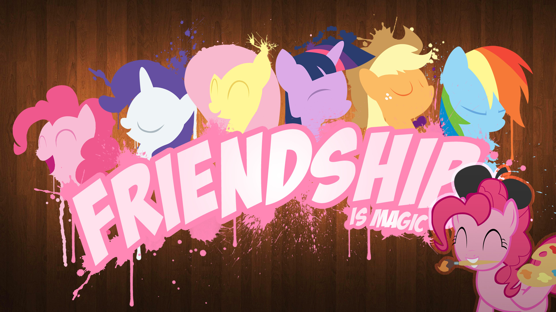 1920x1080 HD Wallpaper | Background ID:238693.  Cartoon My Little Pony: ...