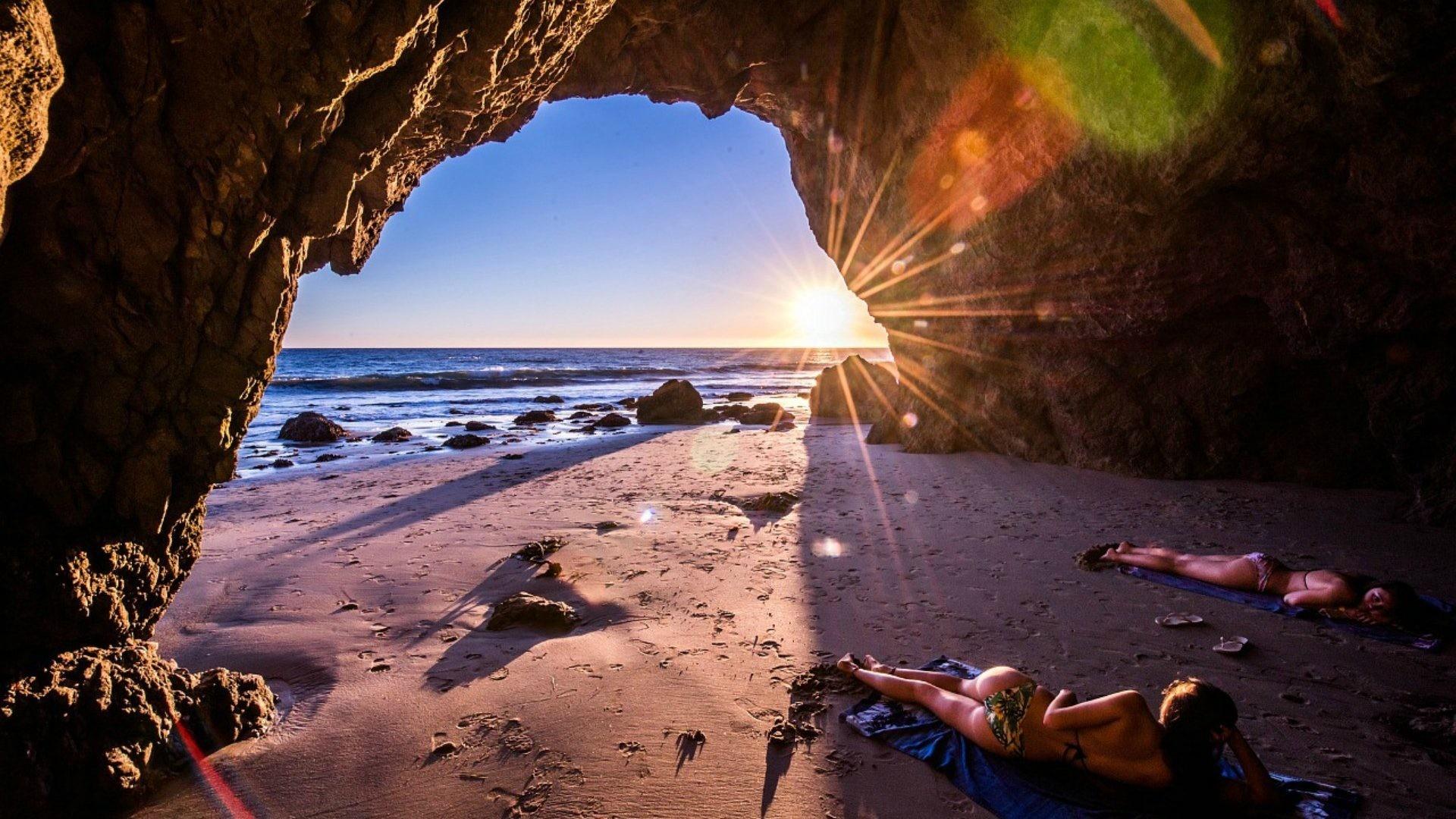 2560x1600 California Beaches Tumblr