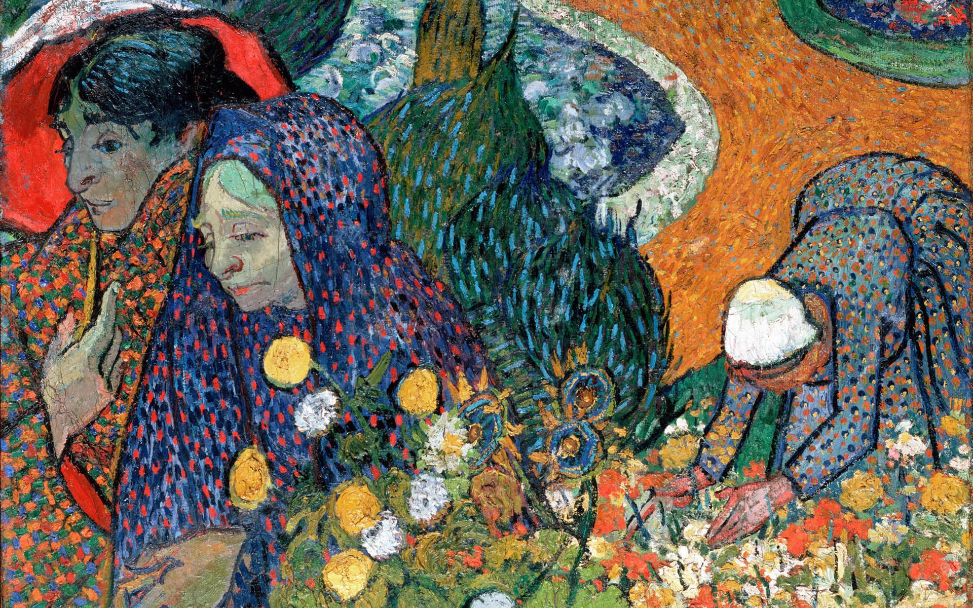 Van Gogh Hd Wallpaper 43 Images