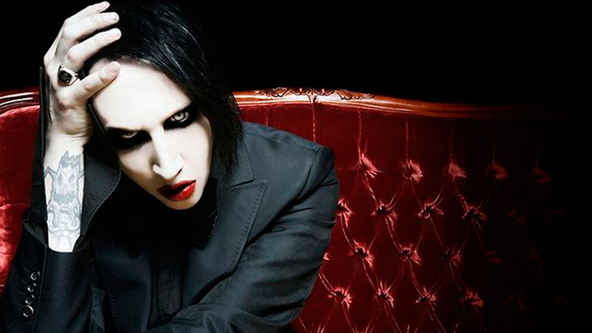 Marilyn Manson Wallpaper Hd 65 Images