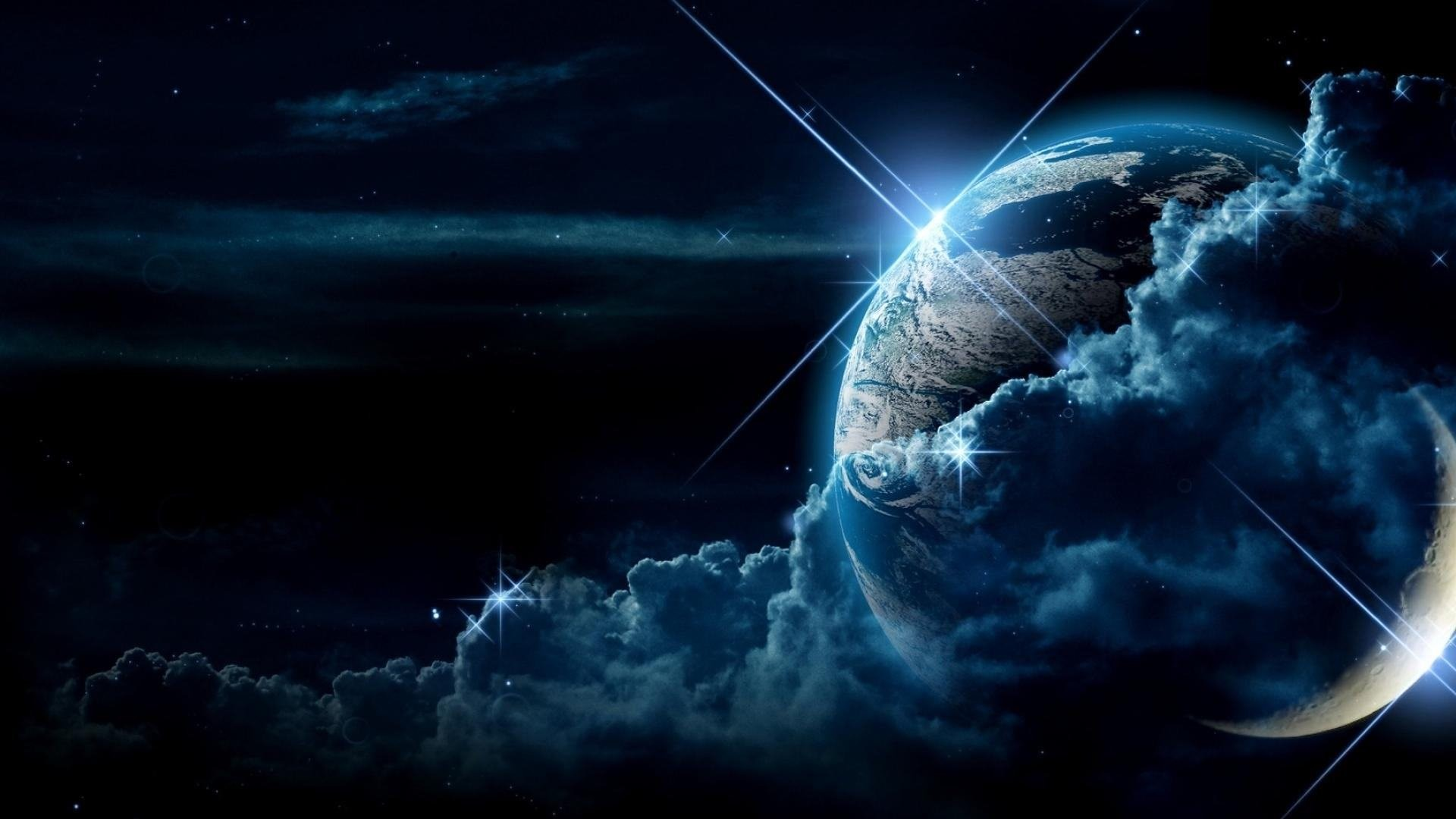 1920x1080 Collection of Best Space Backgrounds on HDWallpapers