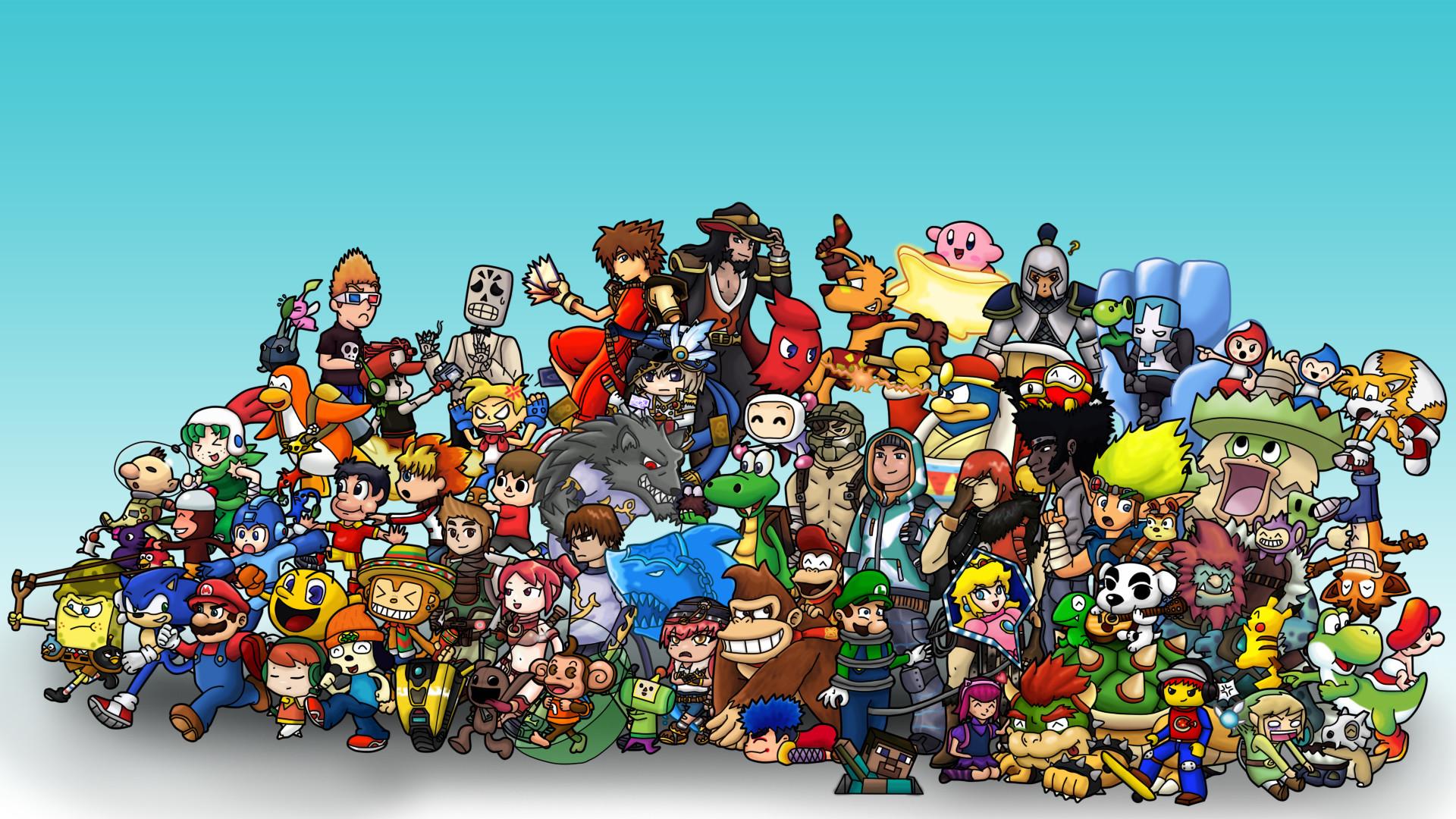 Retro Gaming Wallpaper (78+ images)