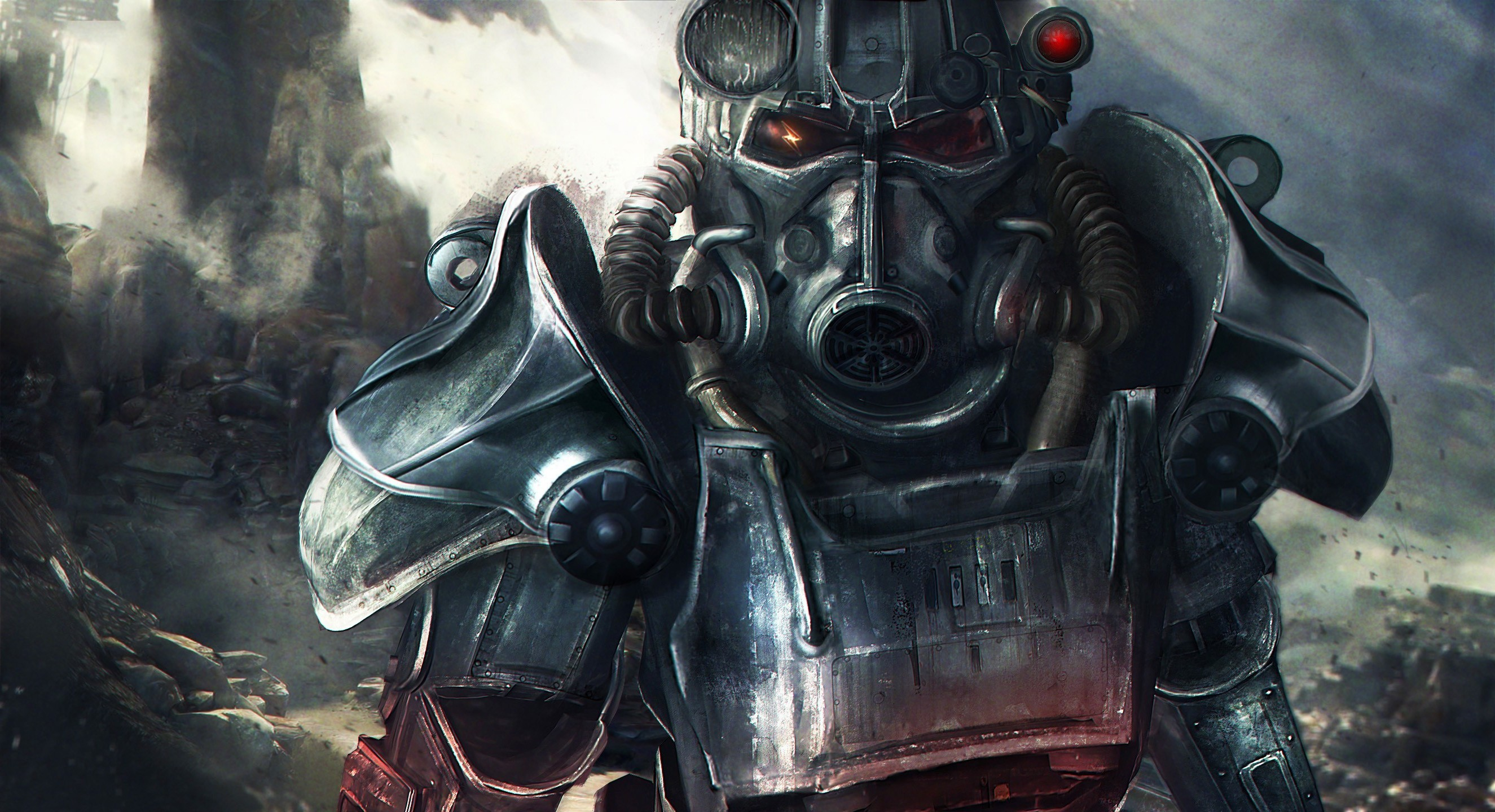 2650x1440 ... wallpaper wallpaper; fallout 4 bethesda softworks brotherhood of steel  nuclear ...