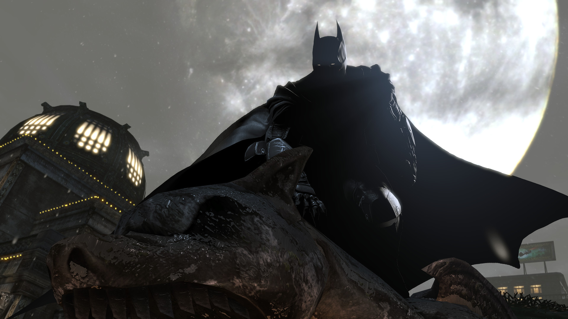 1920x1080 Batman: Arkham Origins PC Screenshot.