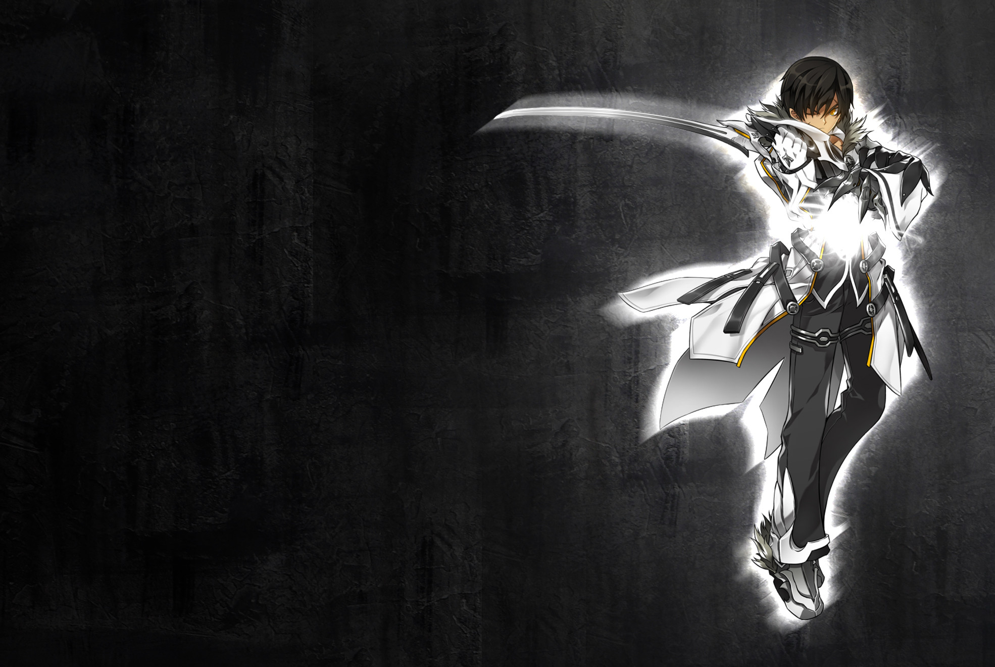 1970x1320 ... Blade Master (Elsword) by Fadith