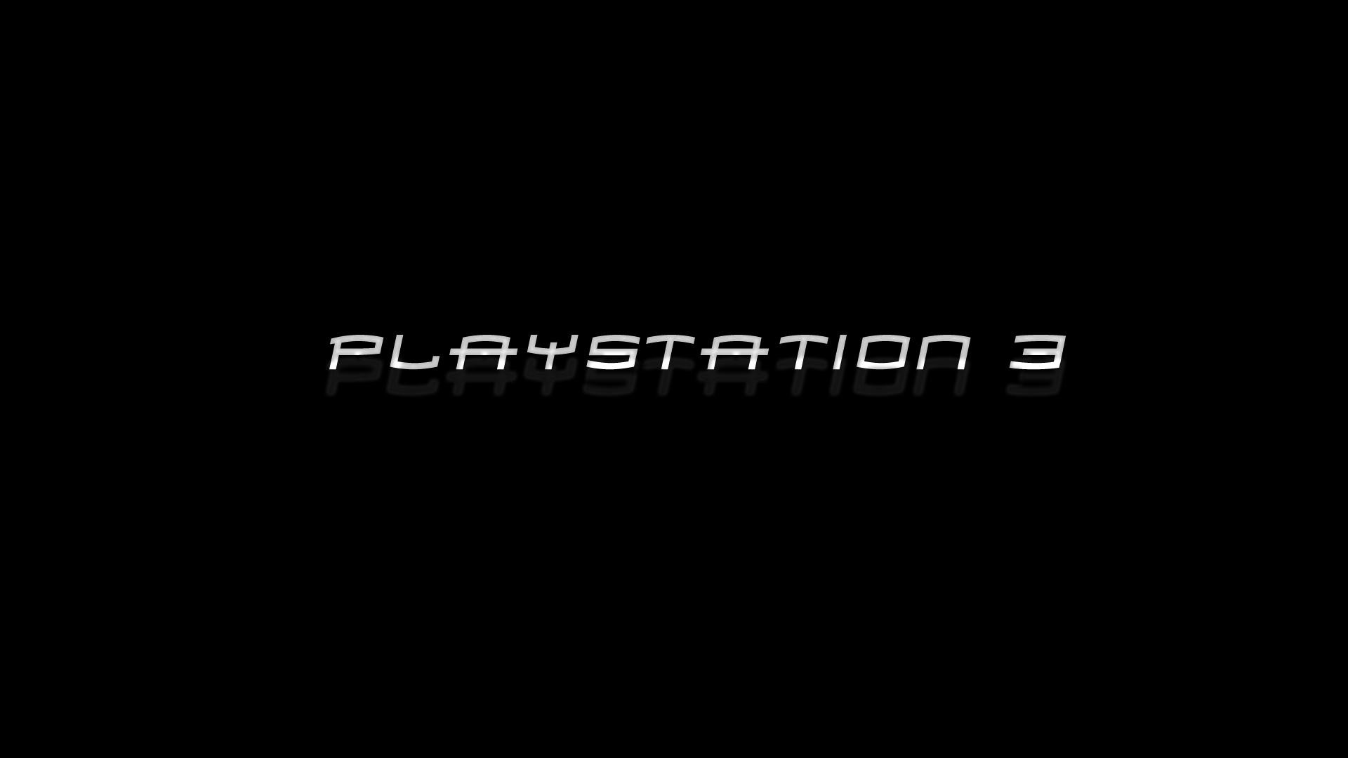 1920x1080 Preview wallpaper ps3, logo, playstation 3