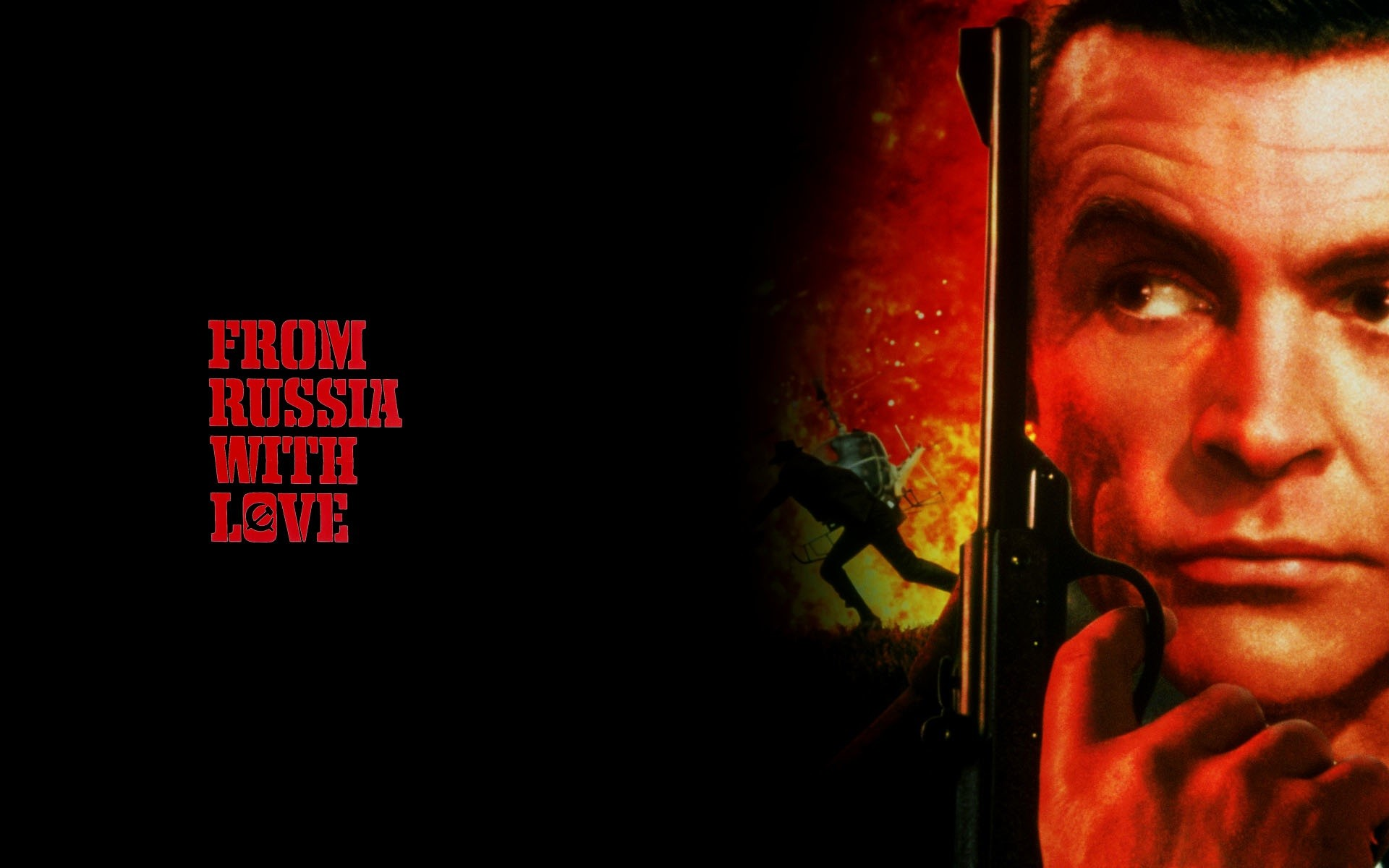 1920x1200 From Russia With Love Wallpaper