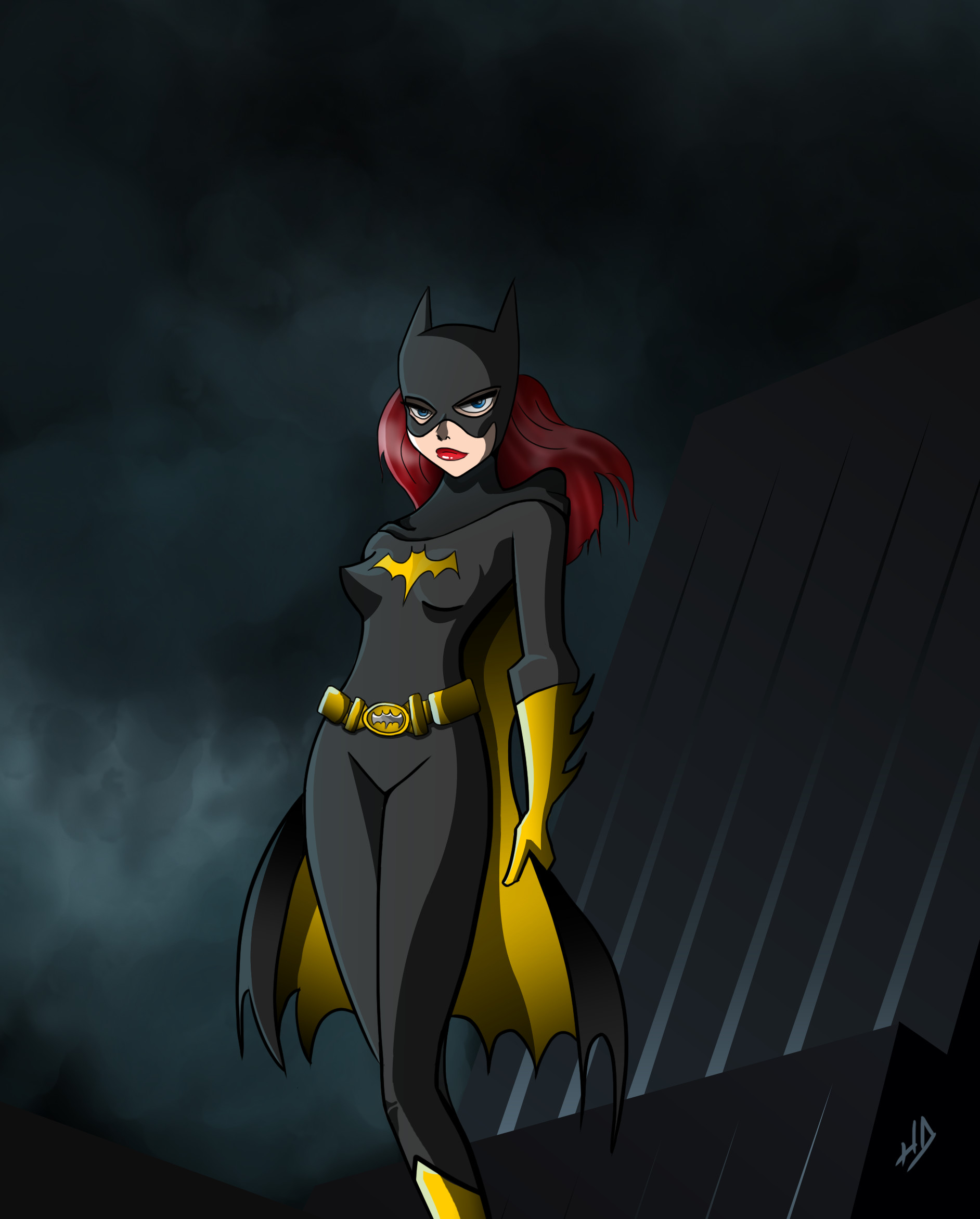 1884x2343 ... 1 Batgirl HD Wallpapers | Backgrounds - Wallpaper Abyss ...