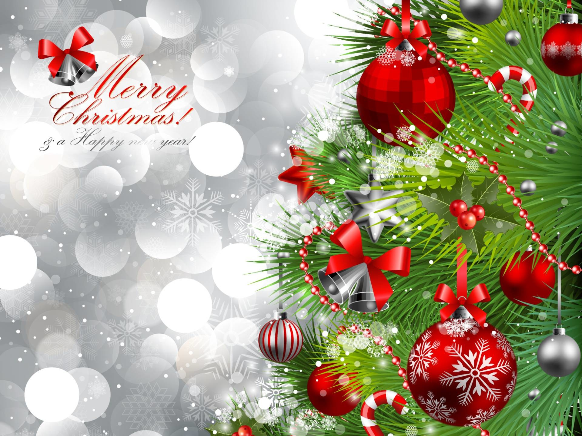 1920x1440 Merry Christmas Backgrounds Wallpapers - Wallpaper Cave