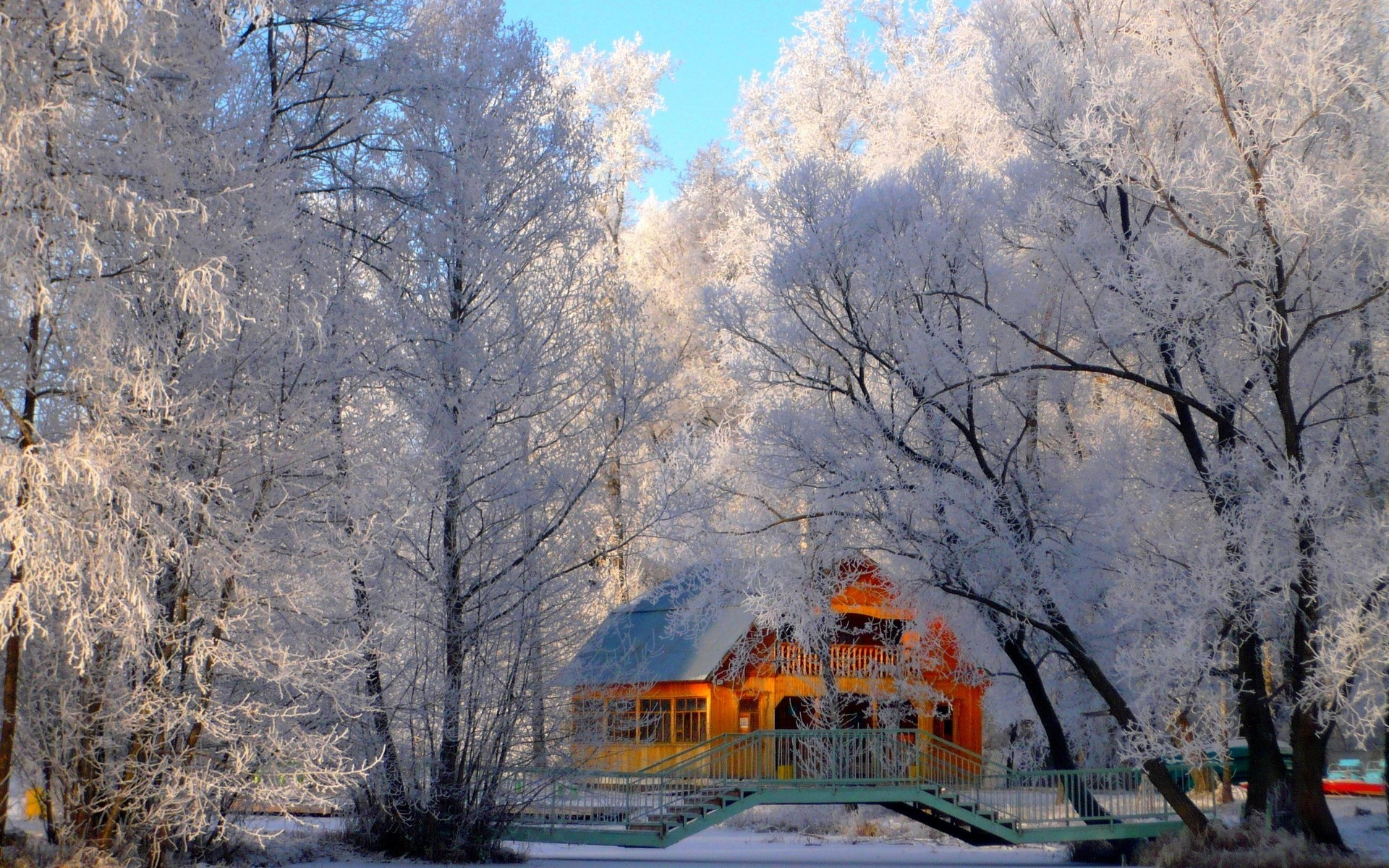 Beautiful Winter Wallpapers (60+ Images