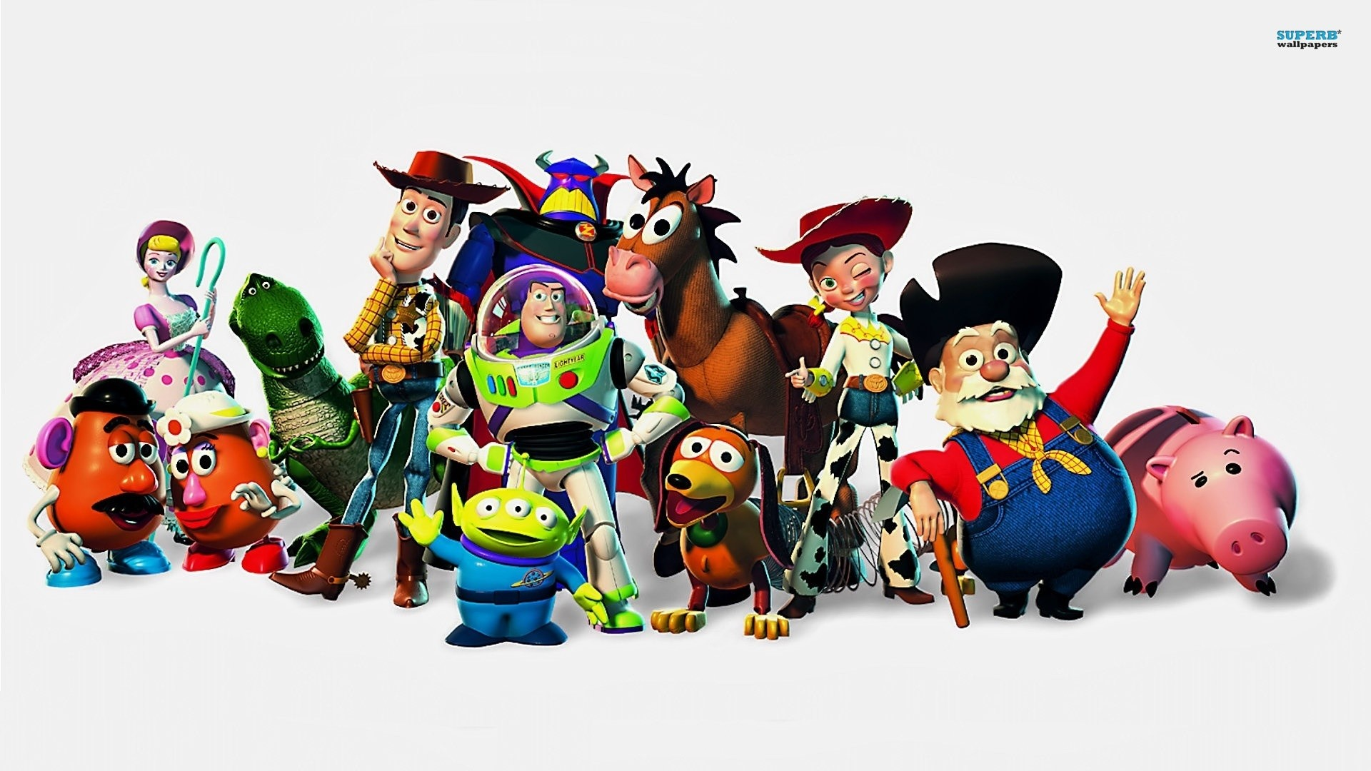 1920x1080 Toy Story 2 HD Wallpaper Image for Android