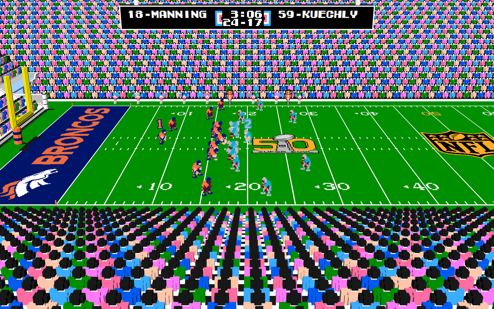 1920x1200 ... Tecmo Super Bowl 50 by NES--still-the-best