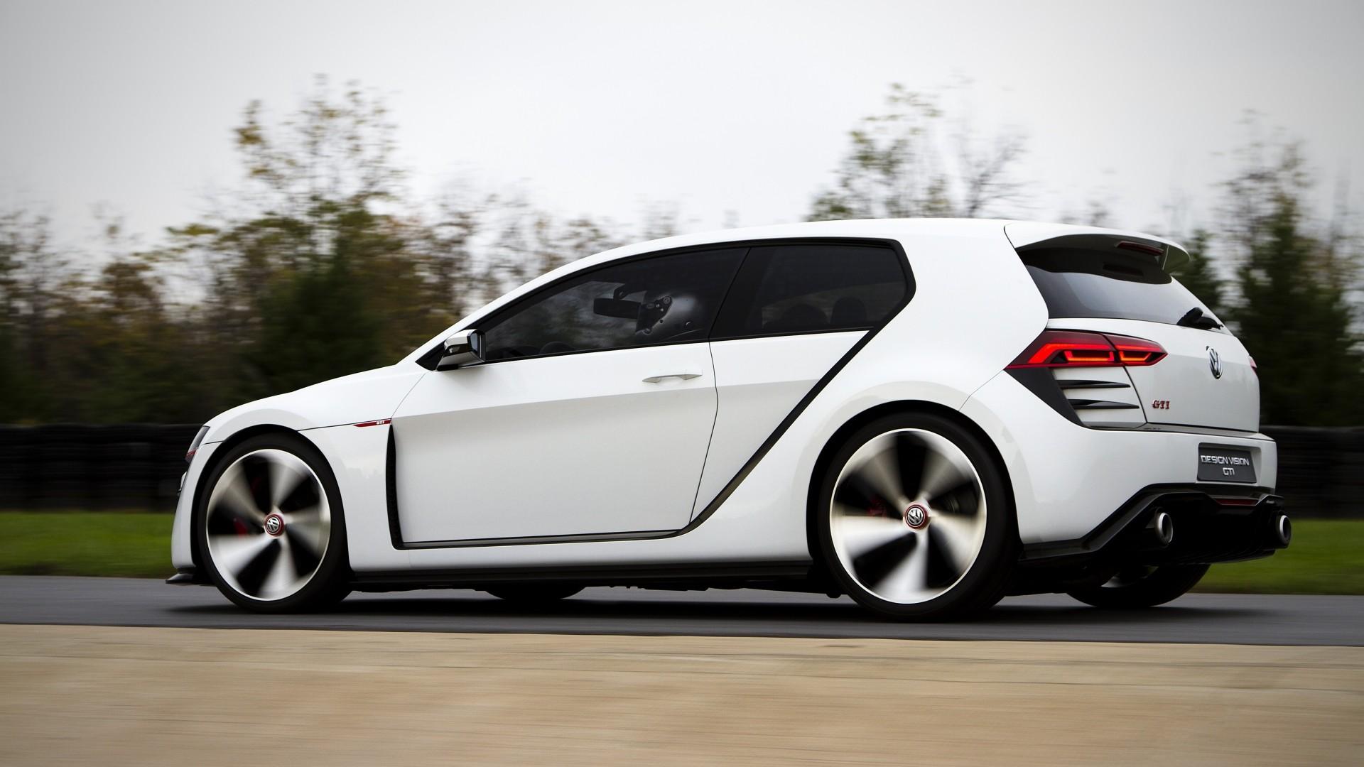 1920x1080 Volkswagen Golf GTI 2015