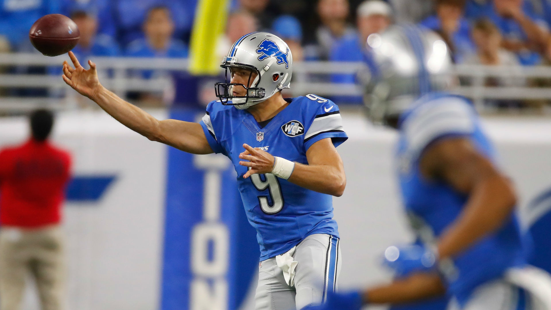 1920x1080 Matthew Stafford, Lions know exactly what they're doing | NFL | Sporting  News
