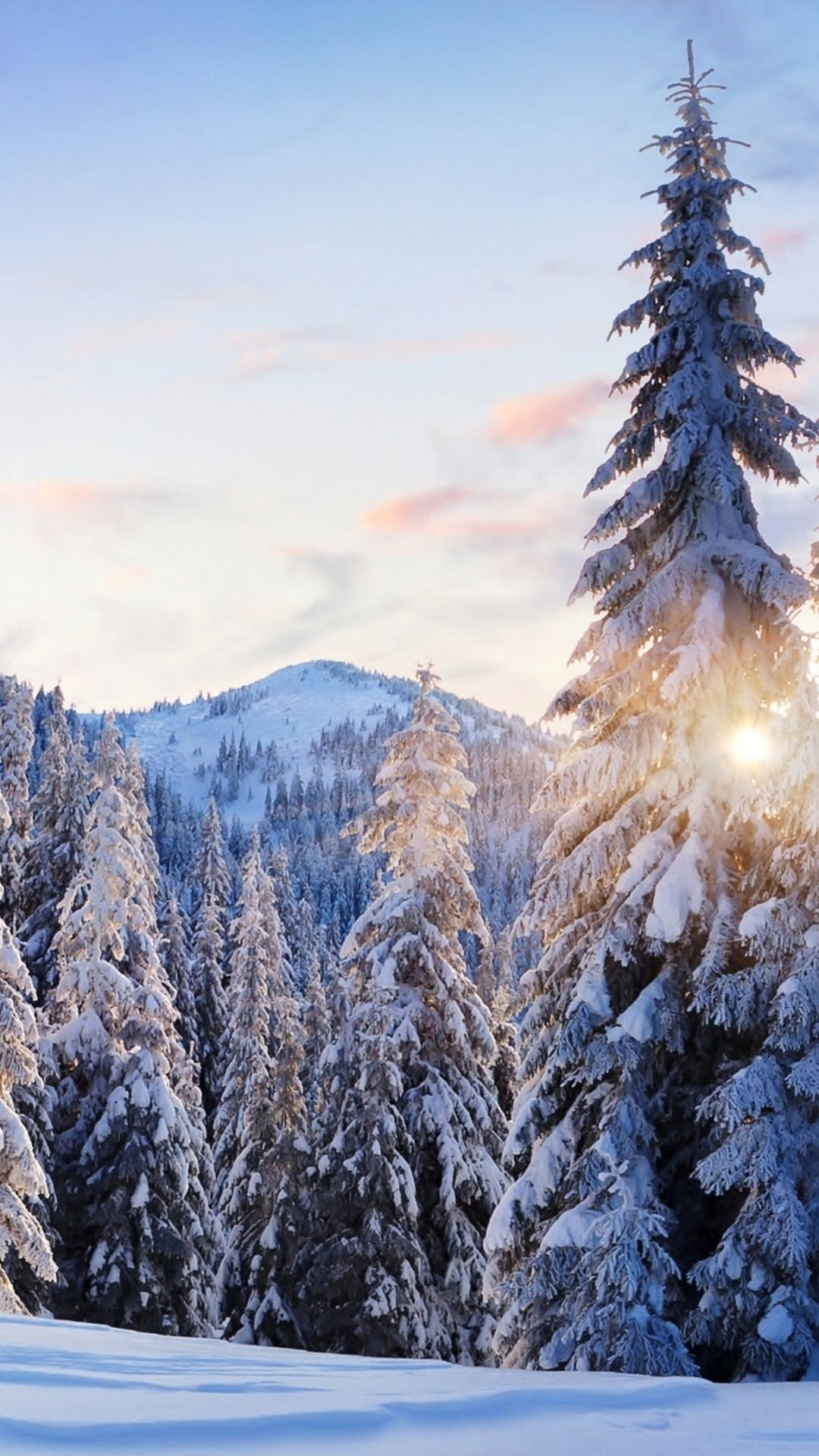 Winter Wallpaper For IPhone (86+ Images