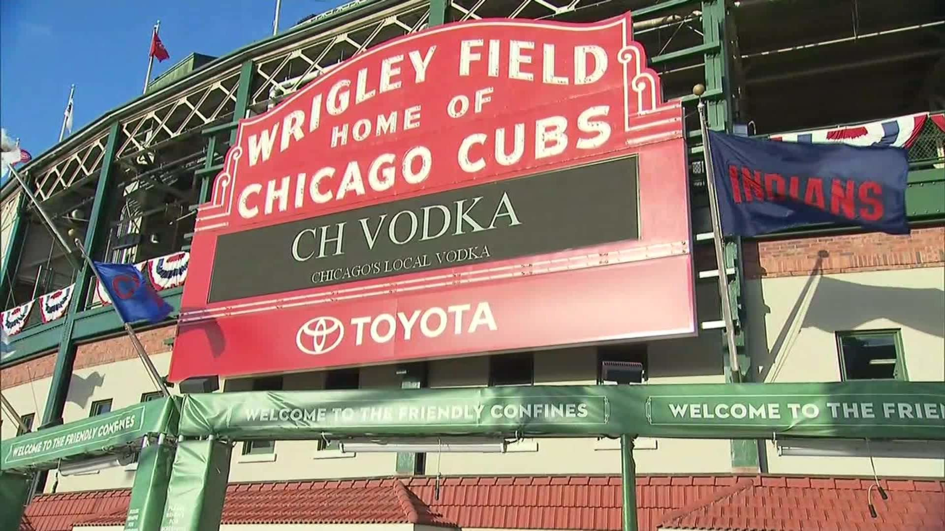 1920x1080 World Series returns to Chicago's Wrigley Field