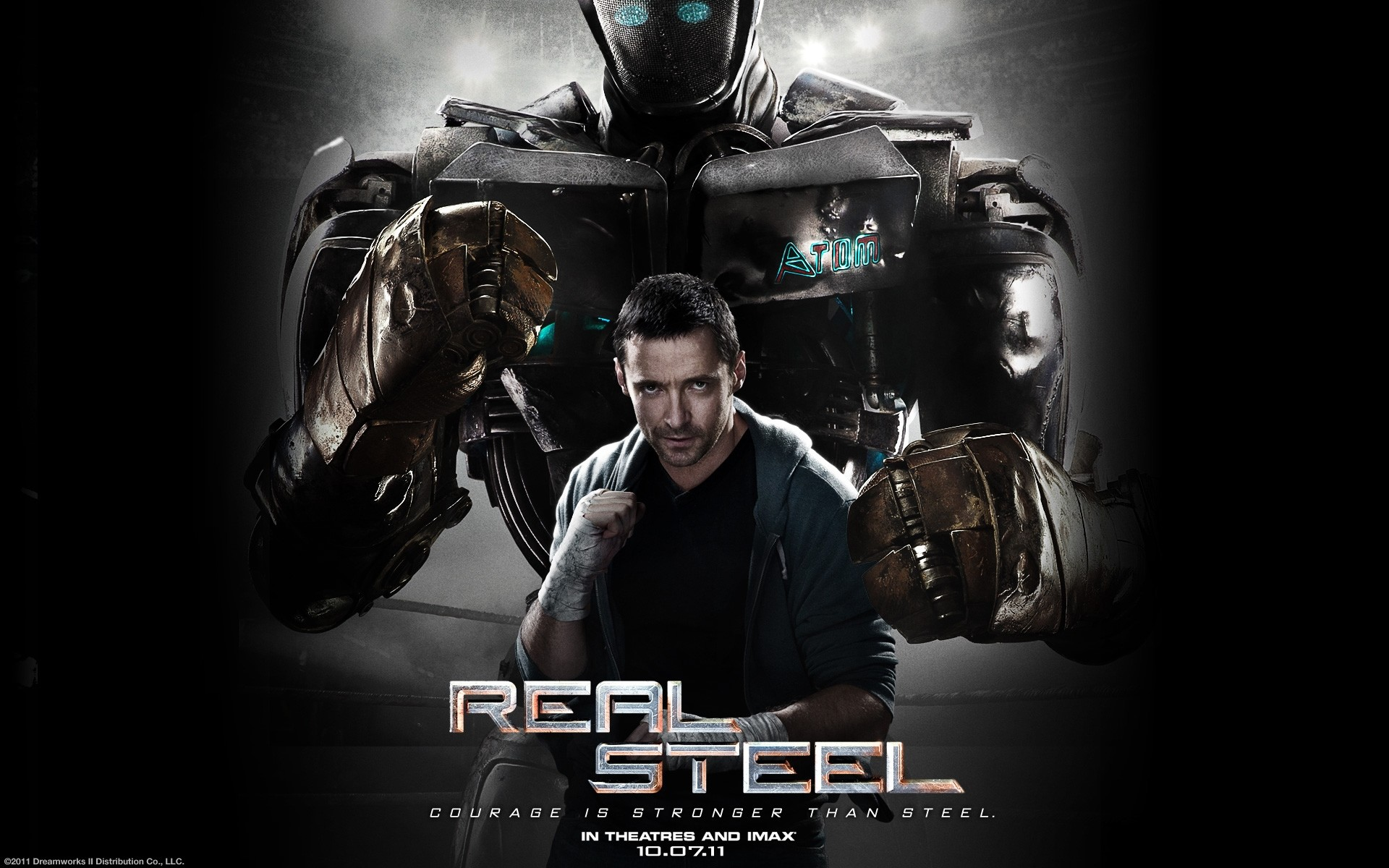 1920x1200 Real Steel Robots In Real Life