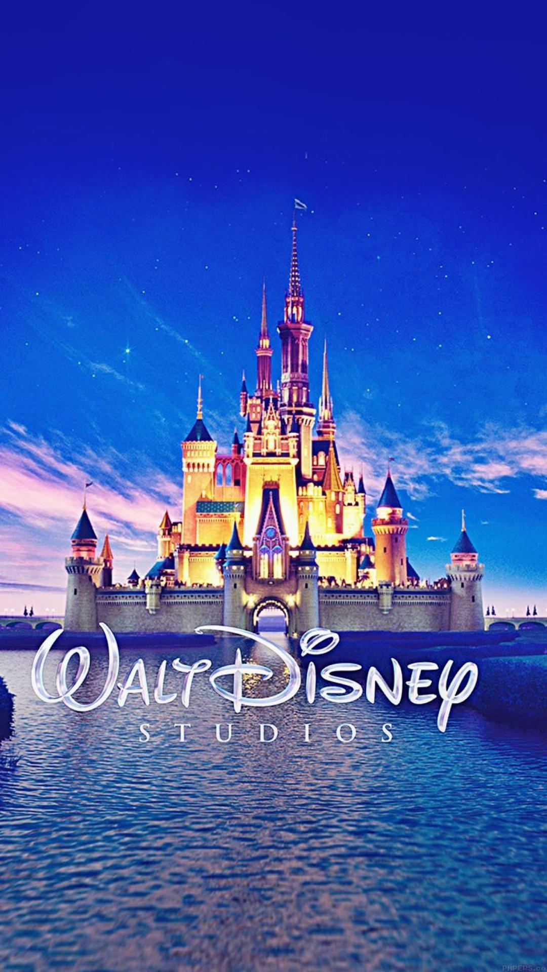 Disney Castle Iphone Wallpaper 74 Images