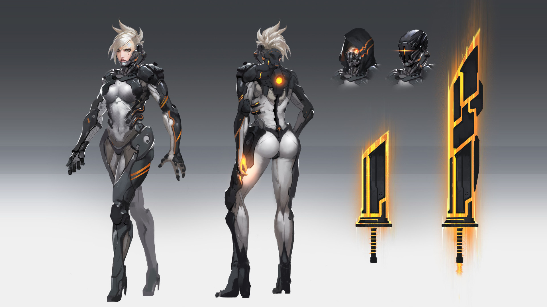 1920x1080 Video Game - League Of Legends Sword Bodysuit Riven (League Of Legends)  Wallpaper