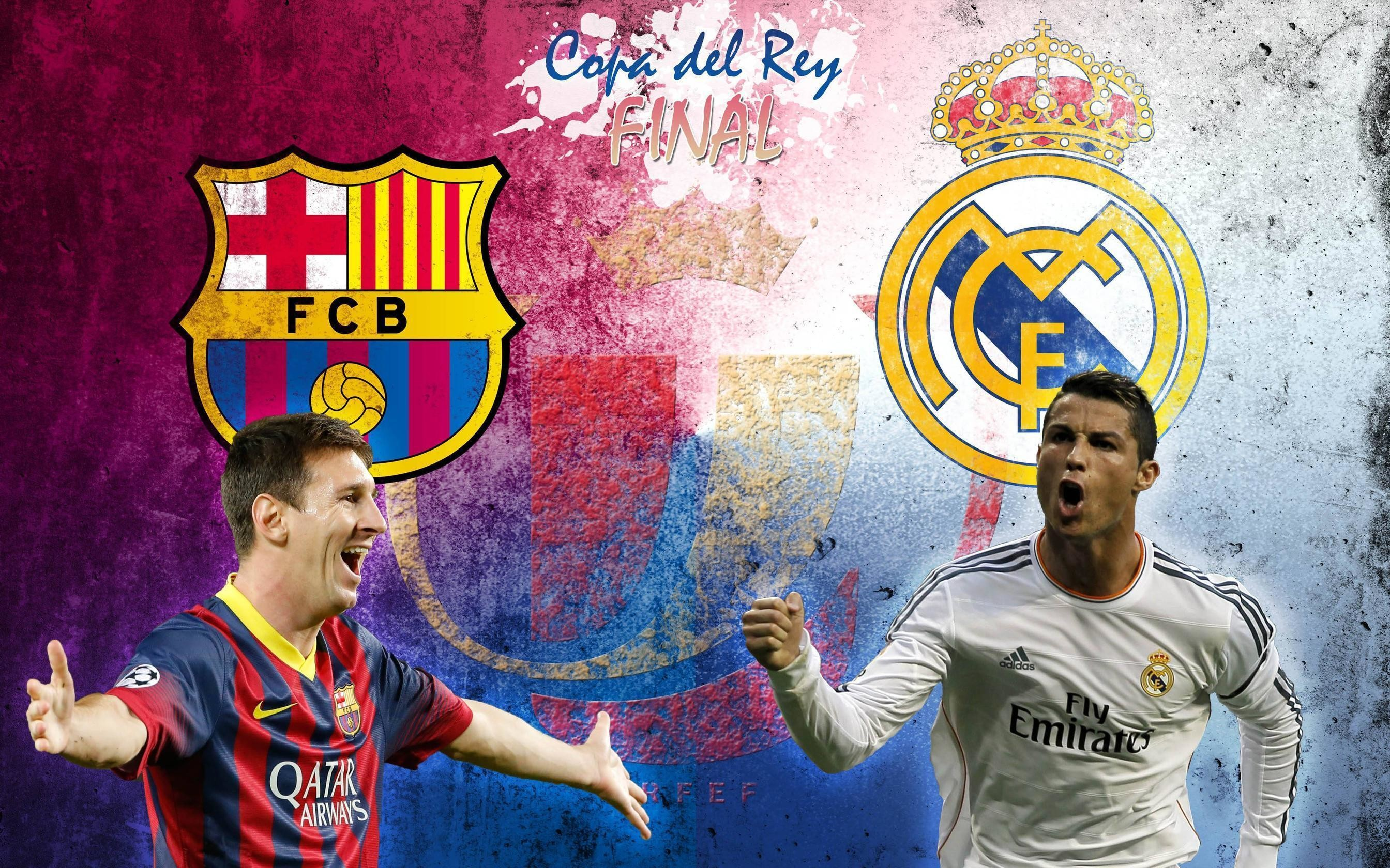 2688x1680 Messi Vs Ronaldo Wallpapers 2016 HD - Wallpaper Cave