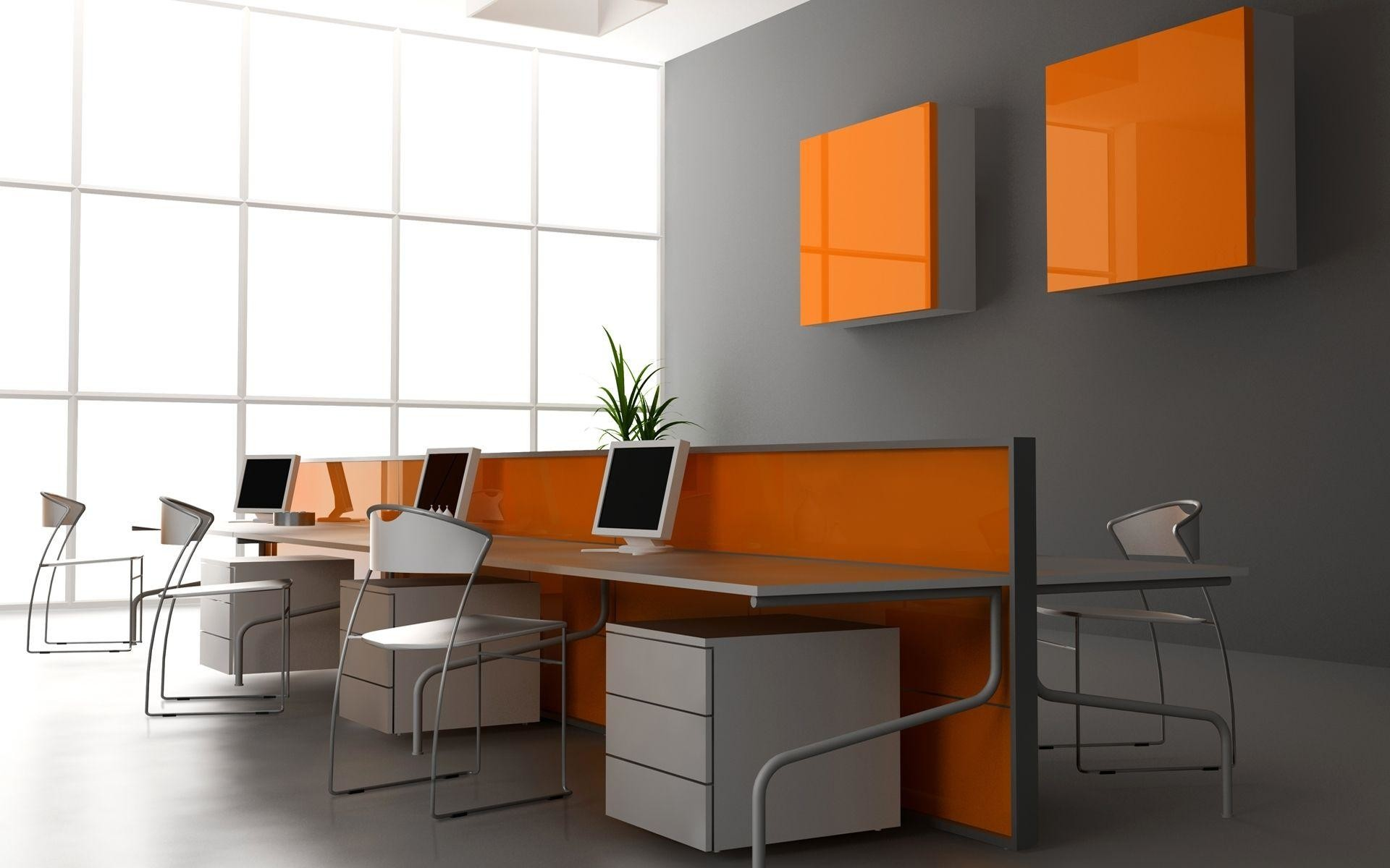 office wall papers. 1920x1200 Wallpapers For \u003e 3d Office Desktop Background Wall Papers
