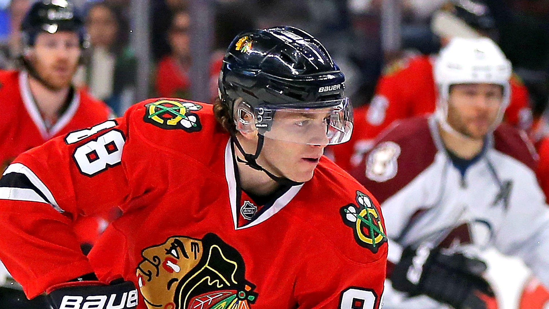 1920x1080 Patrick Kane improving as Blackhawks near Stanley Cup playoffs | Other  Sports | Sporting News