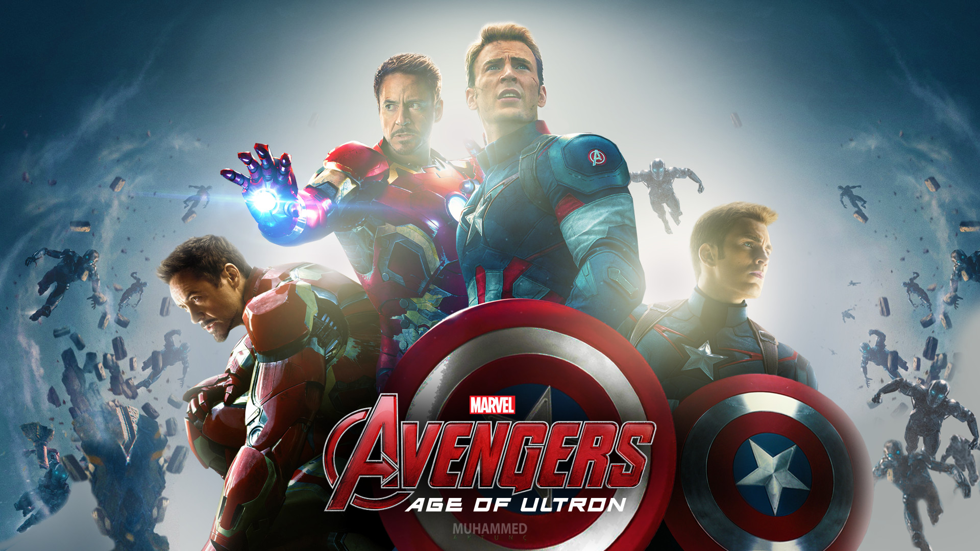 1920x1080 Avengers Age Of Ultron Wallpaper Desktop Background As Wallpaper HD