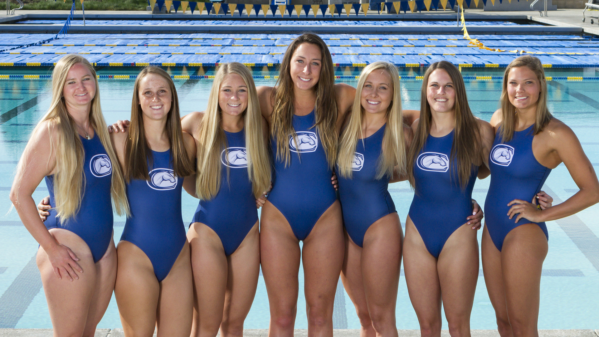 1920x1080 12 Aggies sink Otters on Senior Day :: UC Davis Official Athletic Site ::  Women's Water Polo