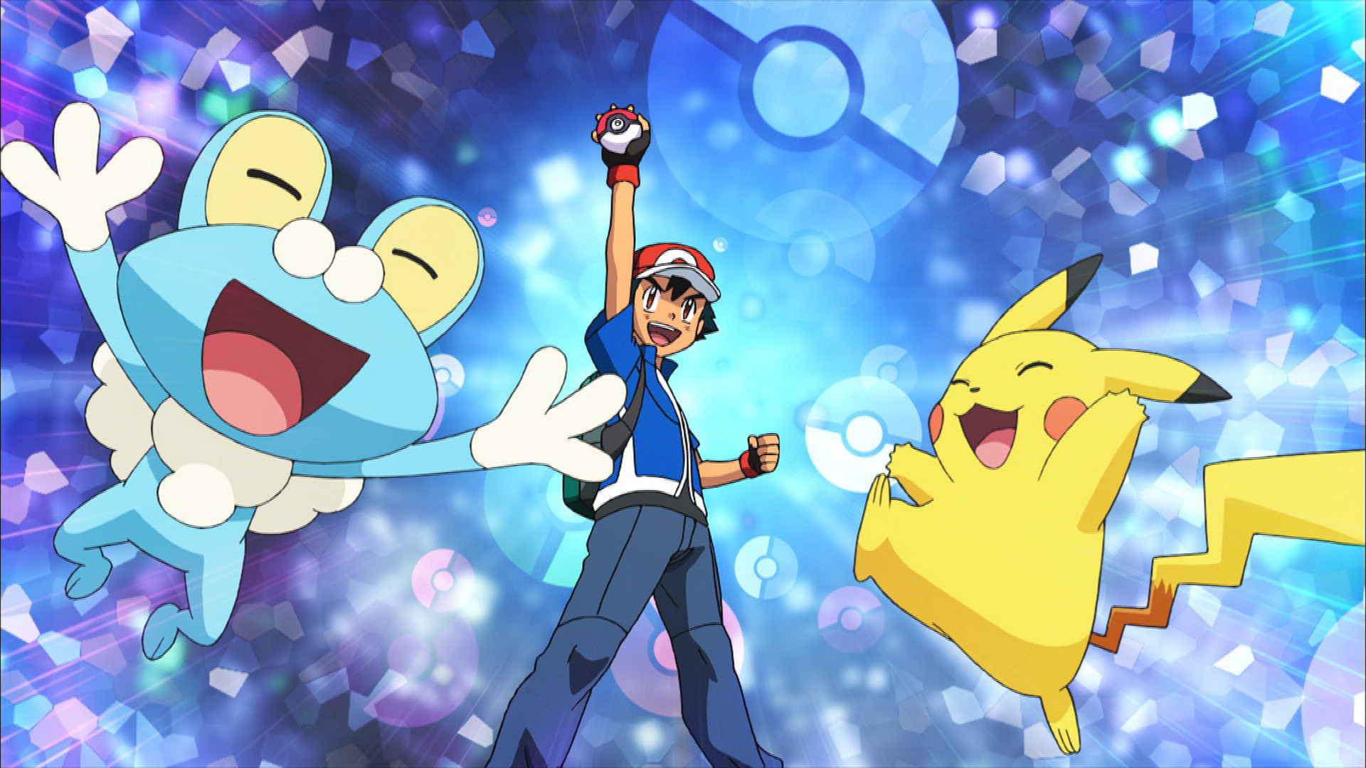 1920x1080 Pokemon HD Wallpaper Wide ready to download just for FREE from our  beautiful Pokemon HD Wallpapers