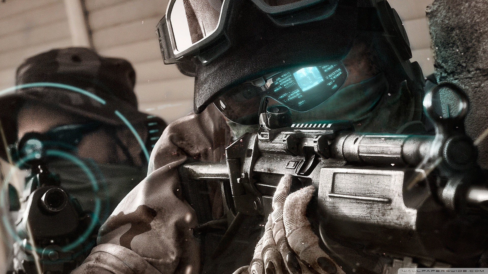 1920x1080 Ghost Recon Future Soldier HD desktop wallpaper High Definition