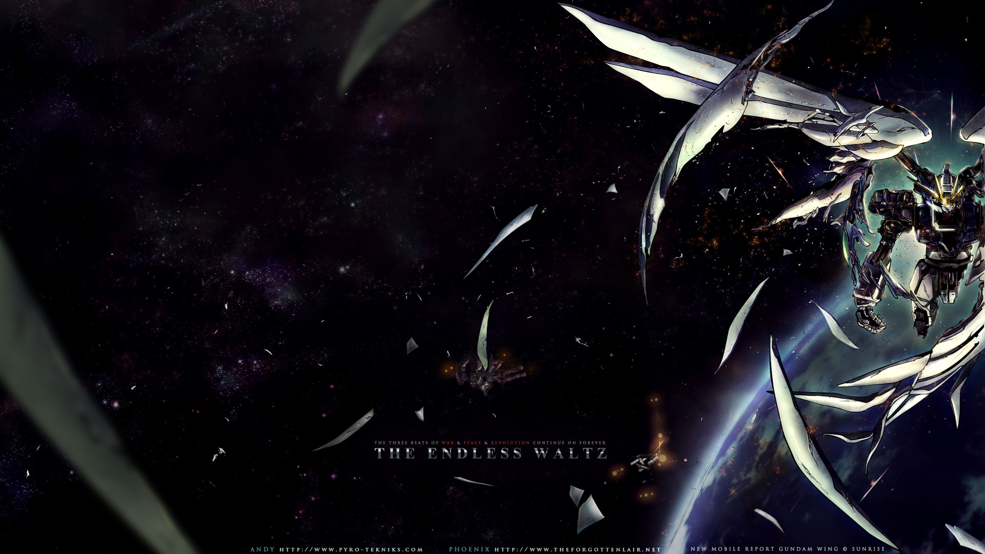 Gundam wing zero custom wallpaper 46 images 1920x1080 wing gundam download wing gundam image voltagebd Choice Image