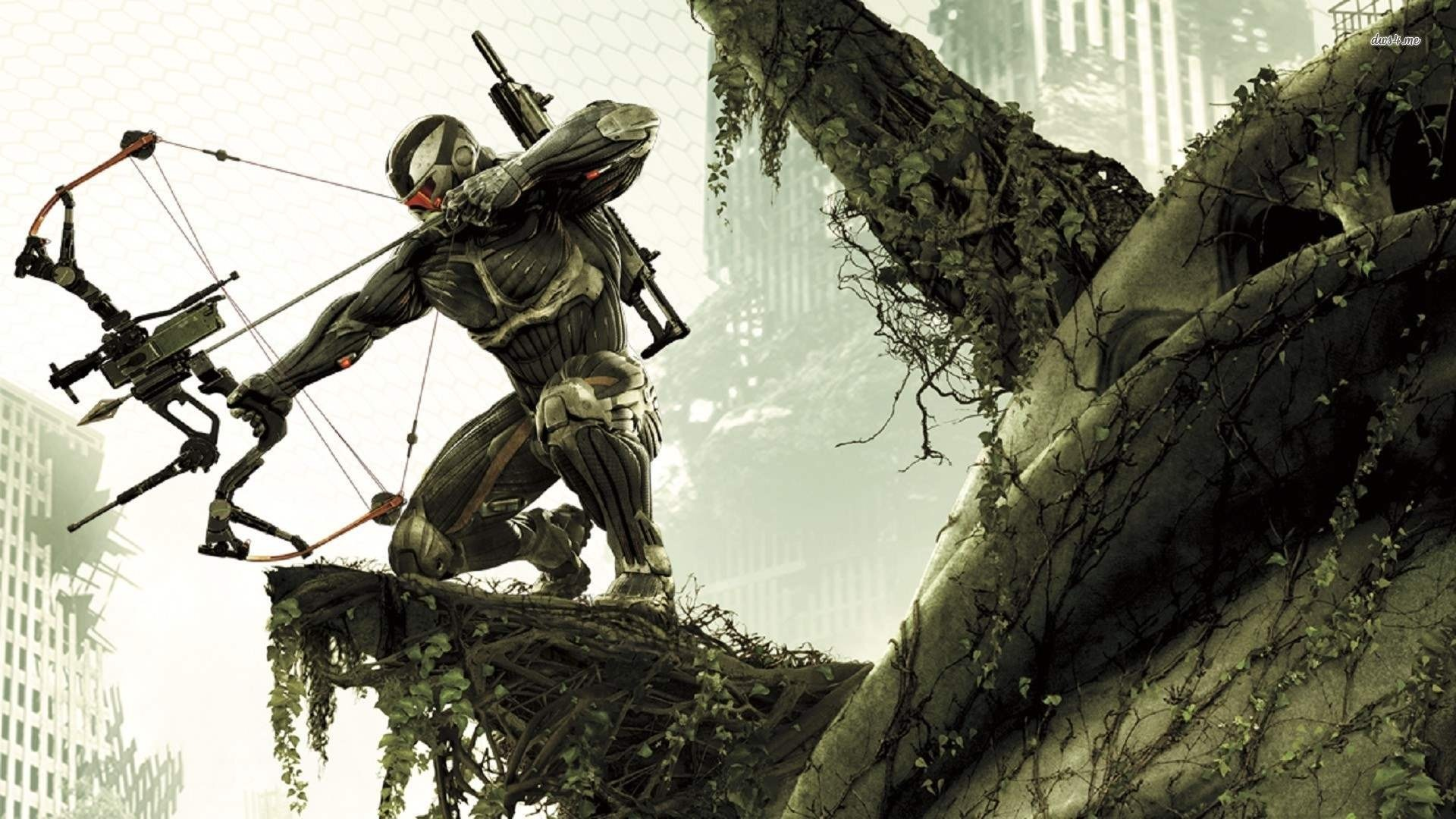 Crysis 3 Wallpaper 1920x1080 (85+ Images
