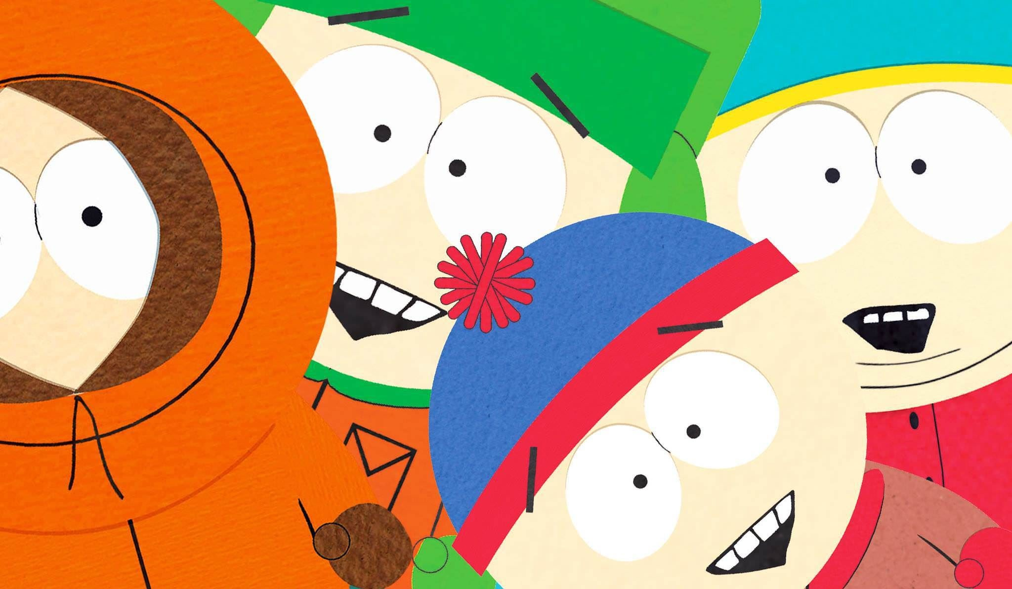 2048x1192 South Park Wallpapers HD Pictures.