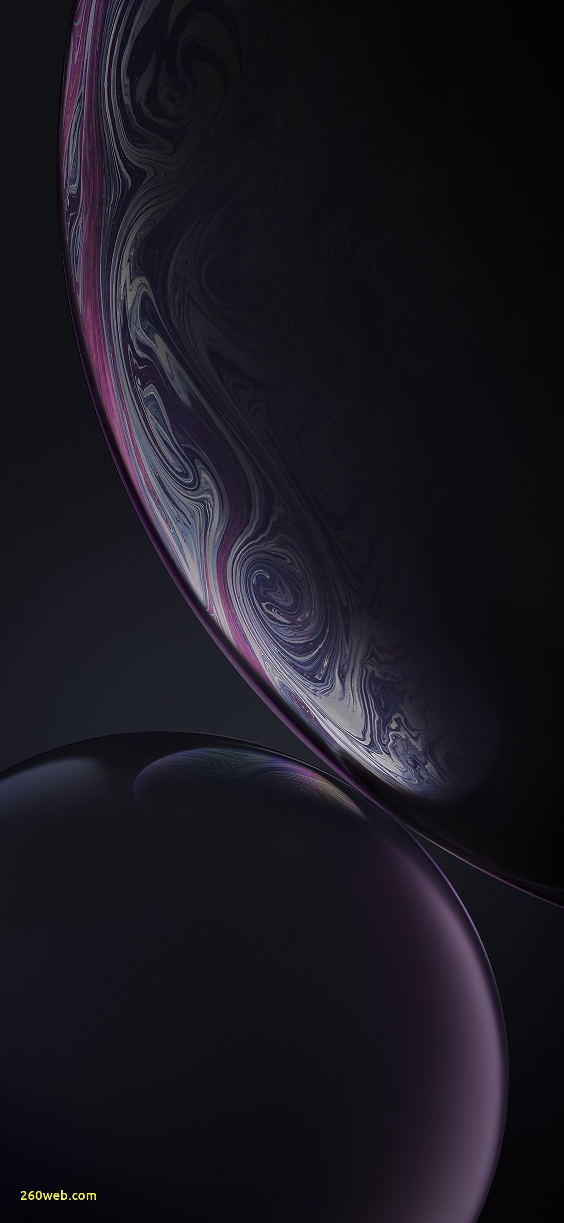 1284555 vertical black and purple iphone wallpaper 1125x2436 for samsung