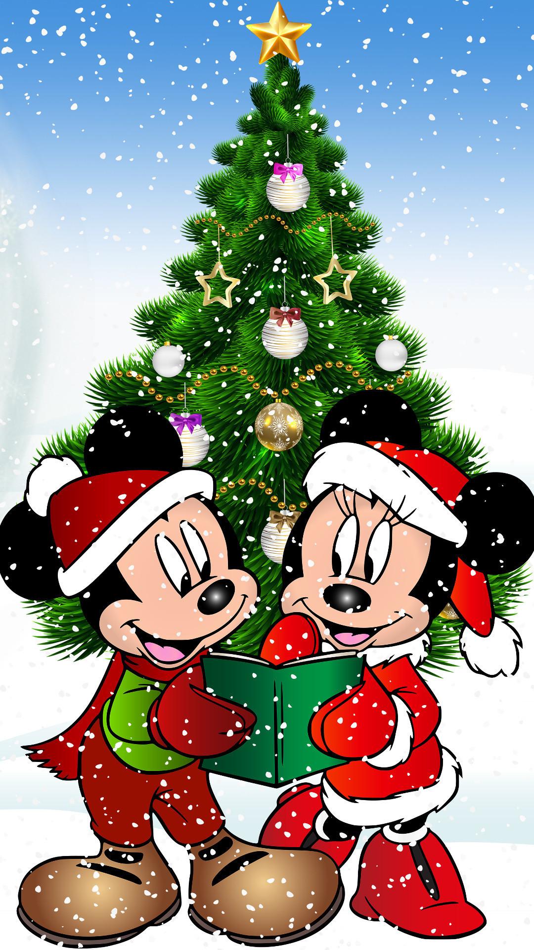 Lockscreen Cute Disney Christmas Iphone Wallpaper - NOSIRIX