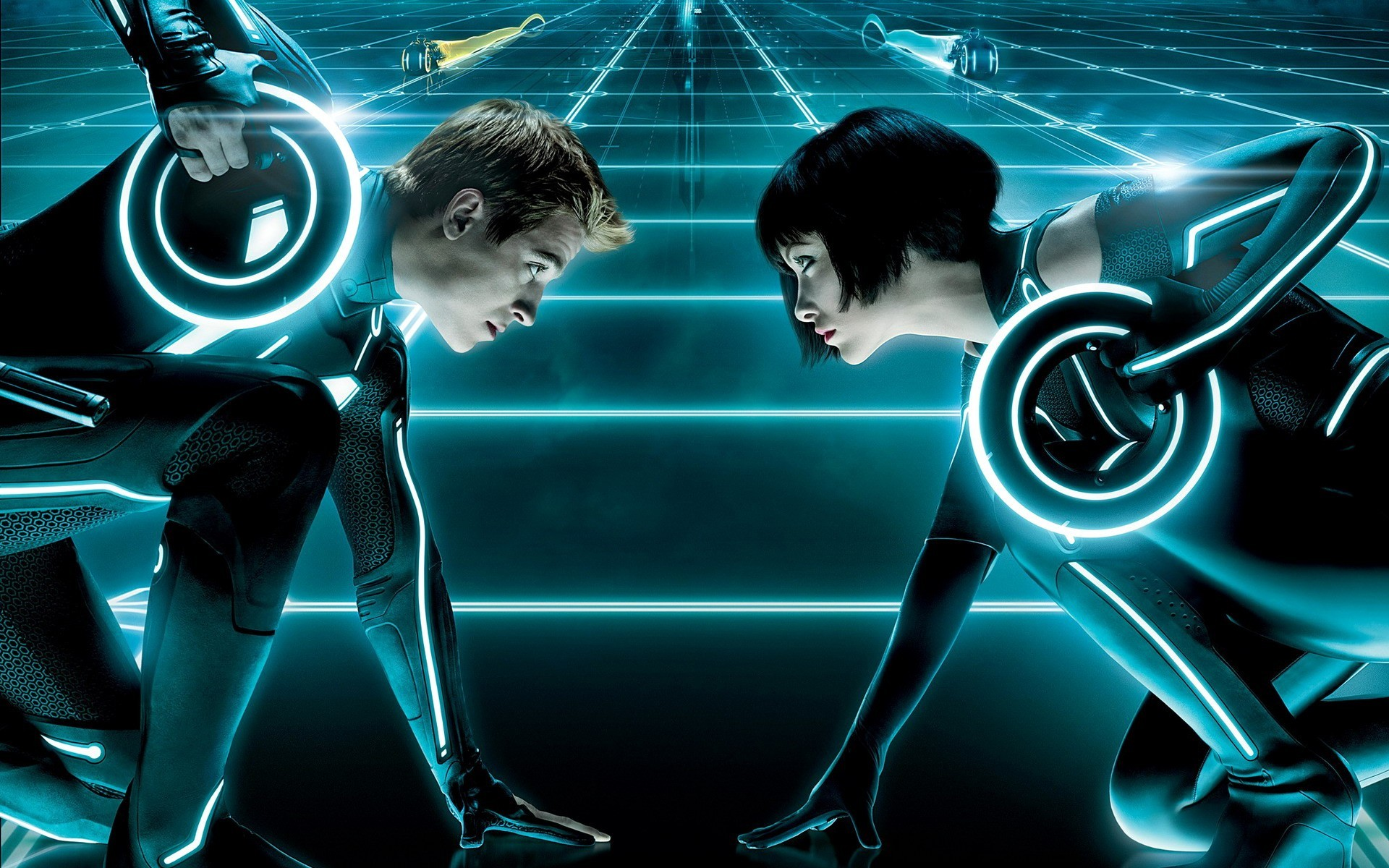 1920x1200 TRON Legacy Beautiful HD Desktop Wallpapers ...